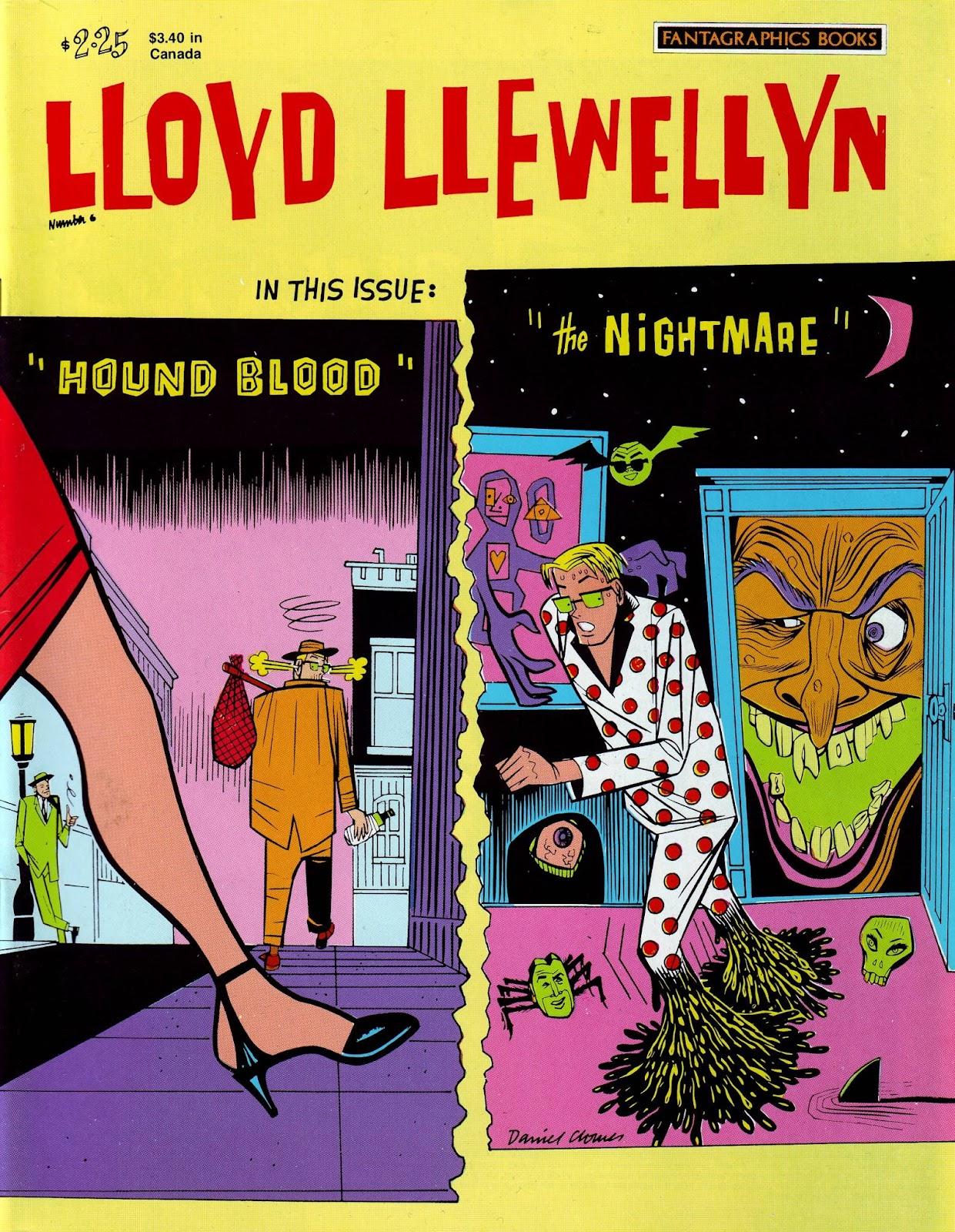 Lloyd Llewellyn 6 Page 1