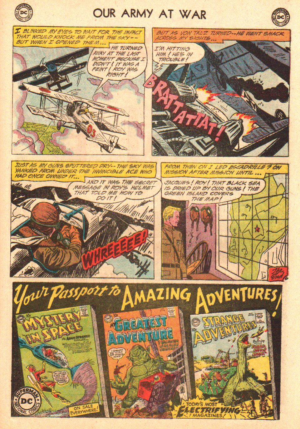 Our Army at War (1952) issue 97 - Page 25