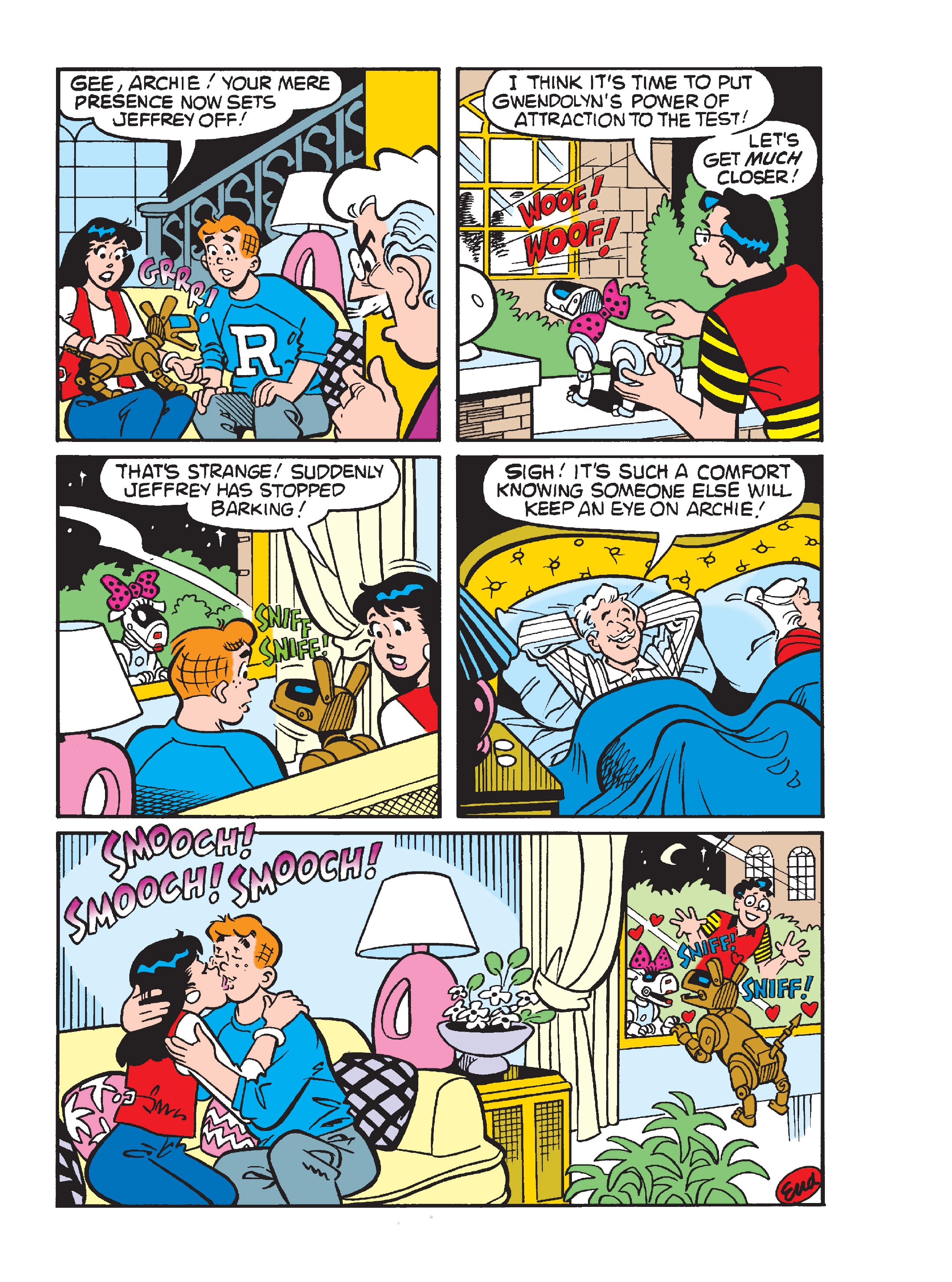 Read online Archie's Funhouse Double Digest comic -  Issue #15 - 84