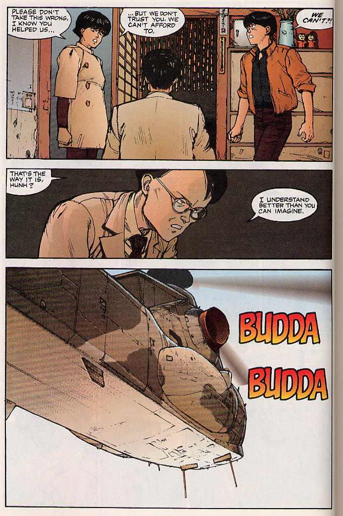 Read online Akira comic -  Issue #9 - 34