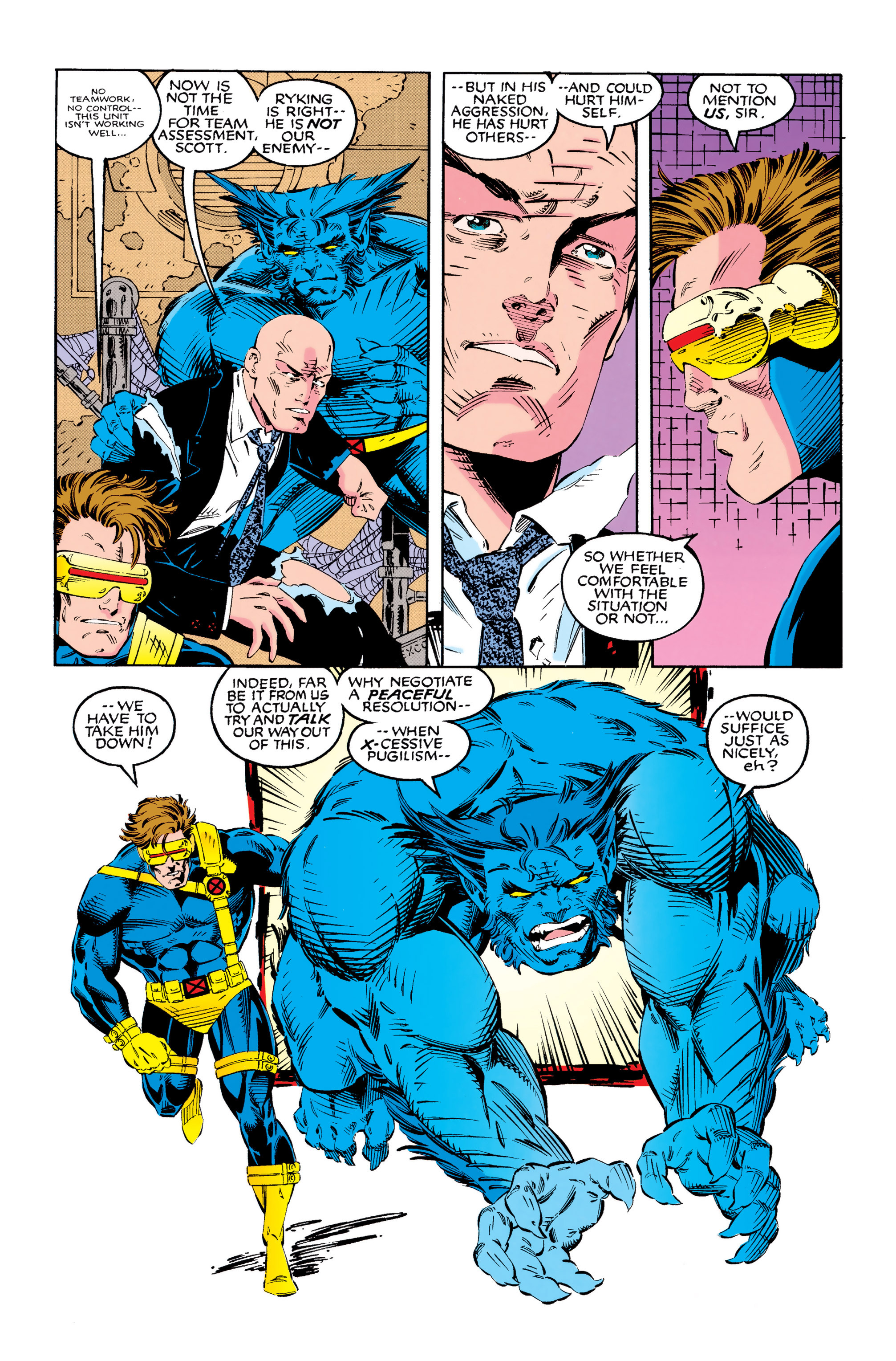 X-Men (1991) 13 Page 16