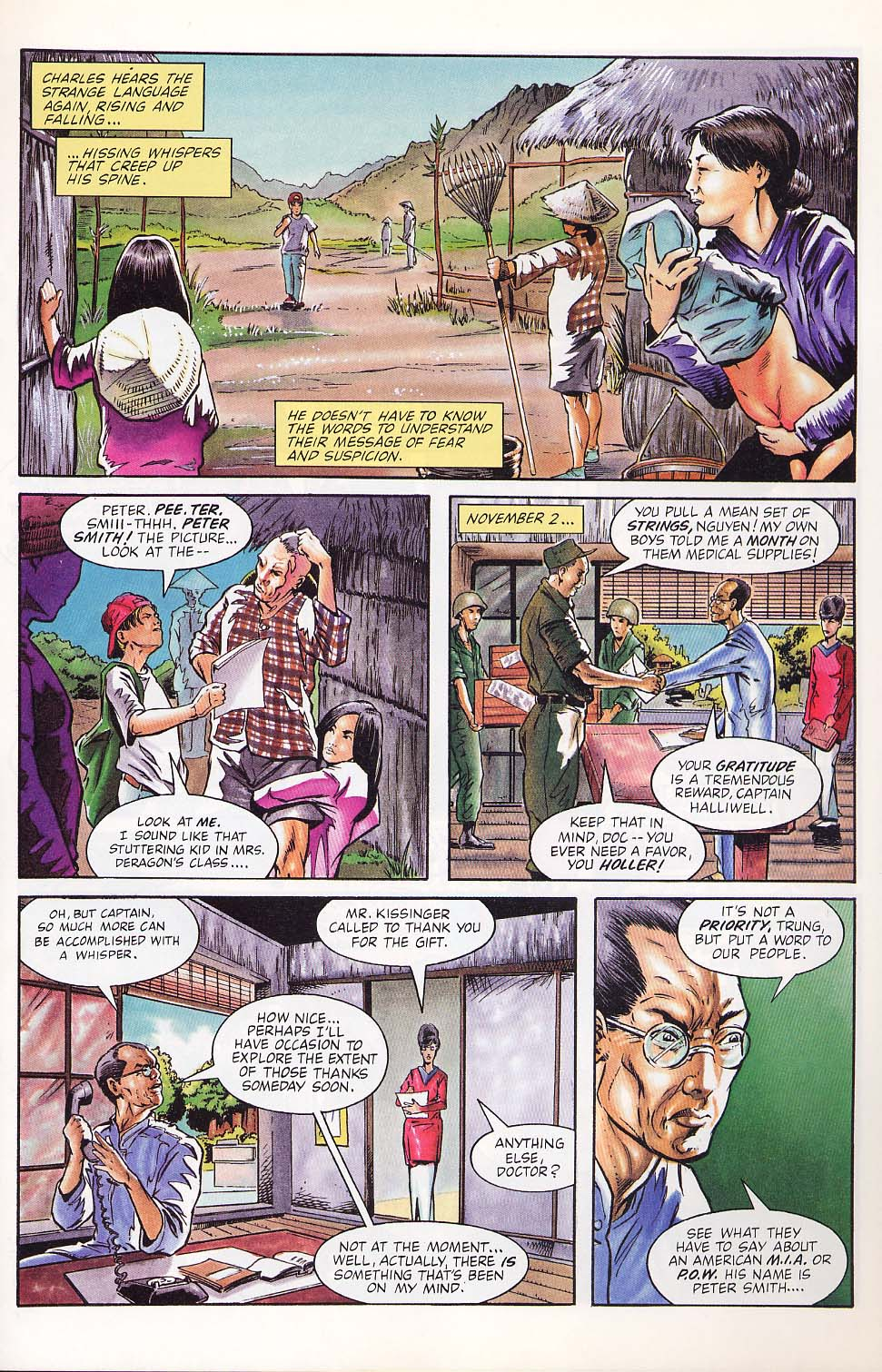 Read online Charlemagne comic -  Issue #1 - 14