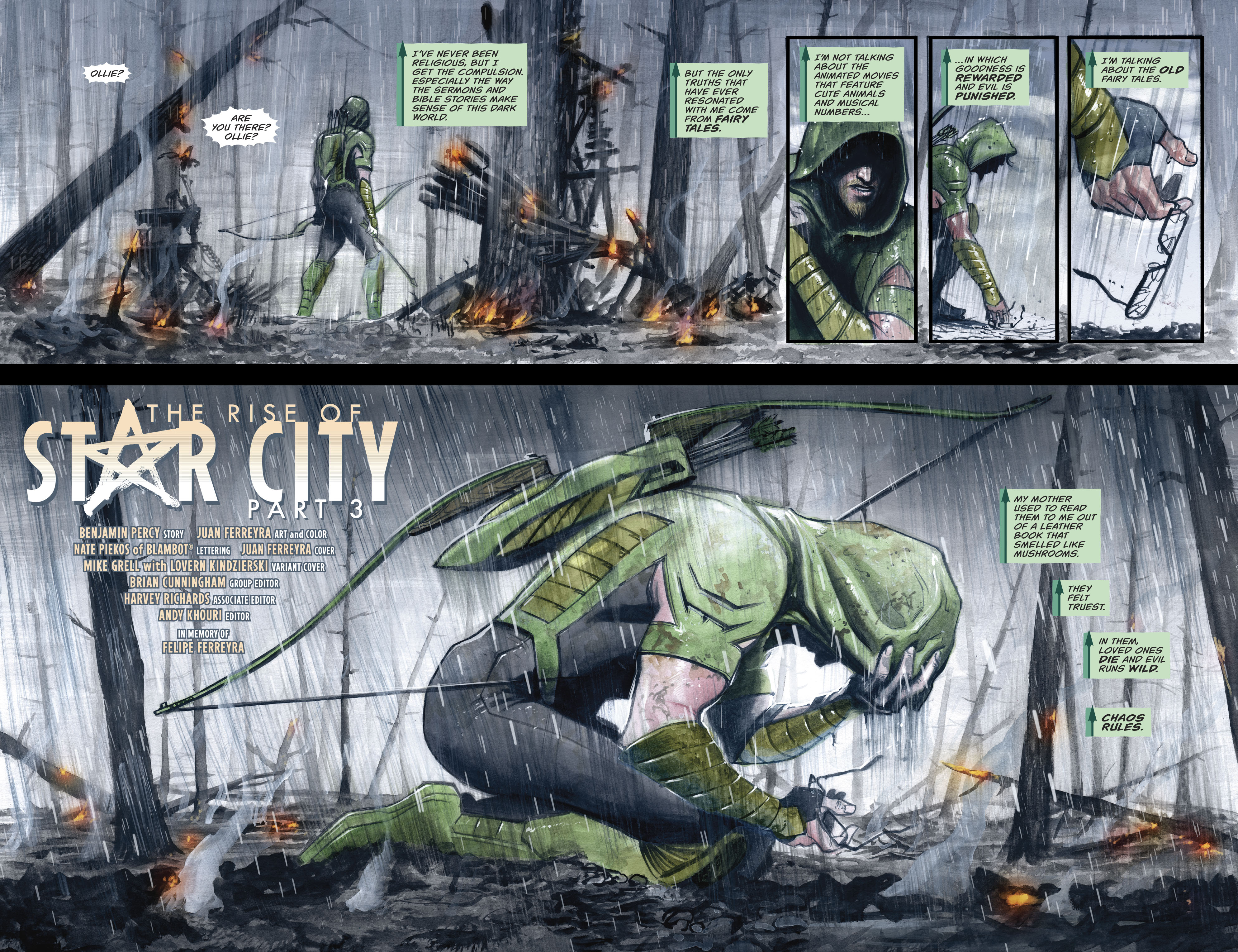 Read online Green Arrow (2016) comic -  Issue #23 - 7