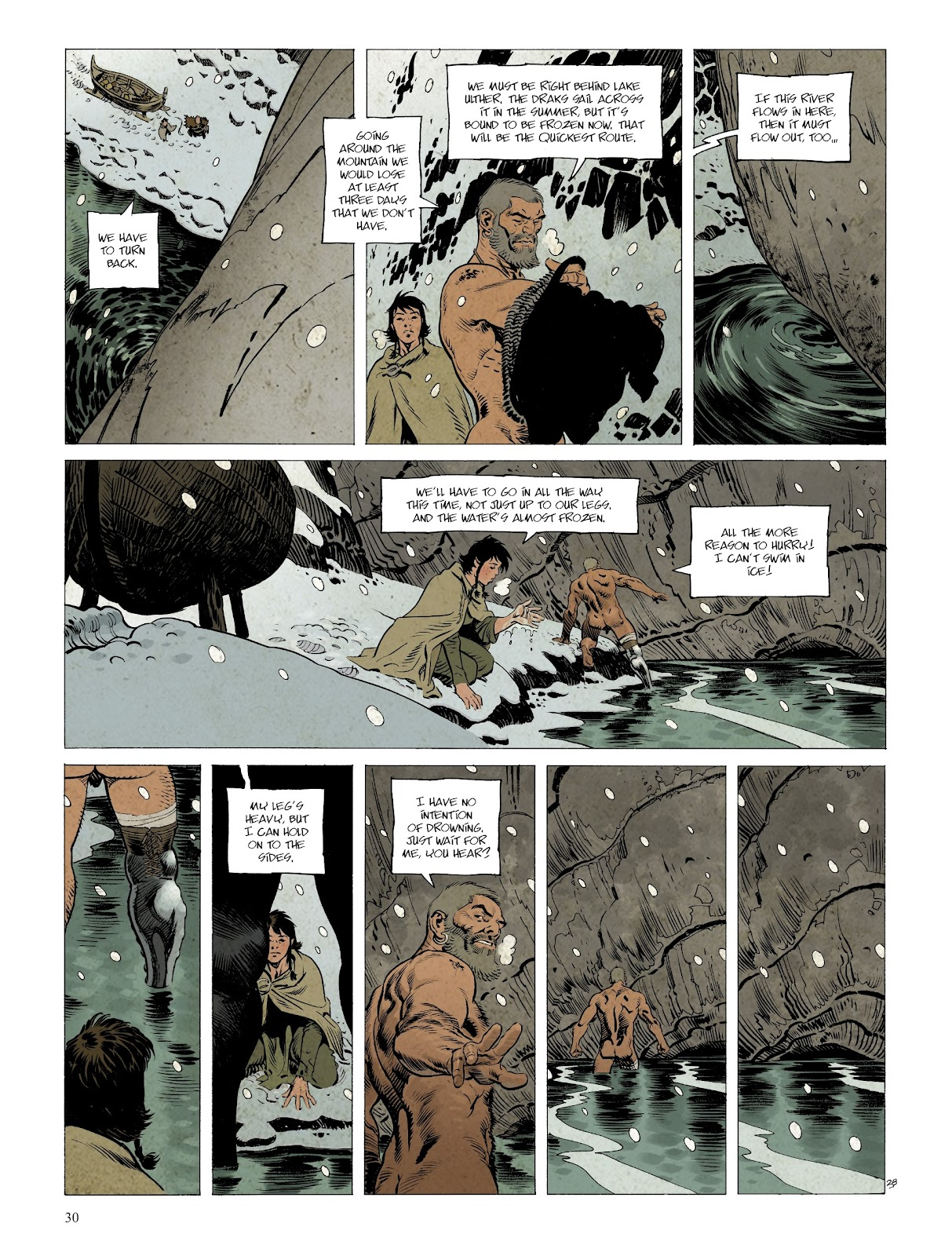 Read online Asgard comic -  Issue #2 - 32