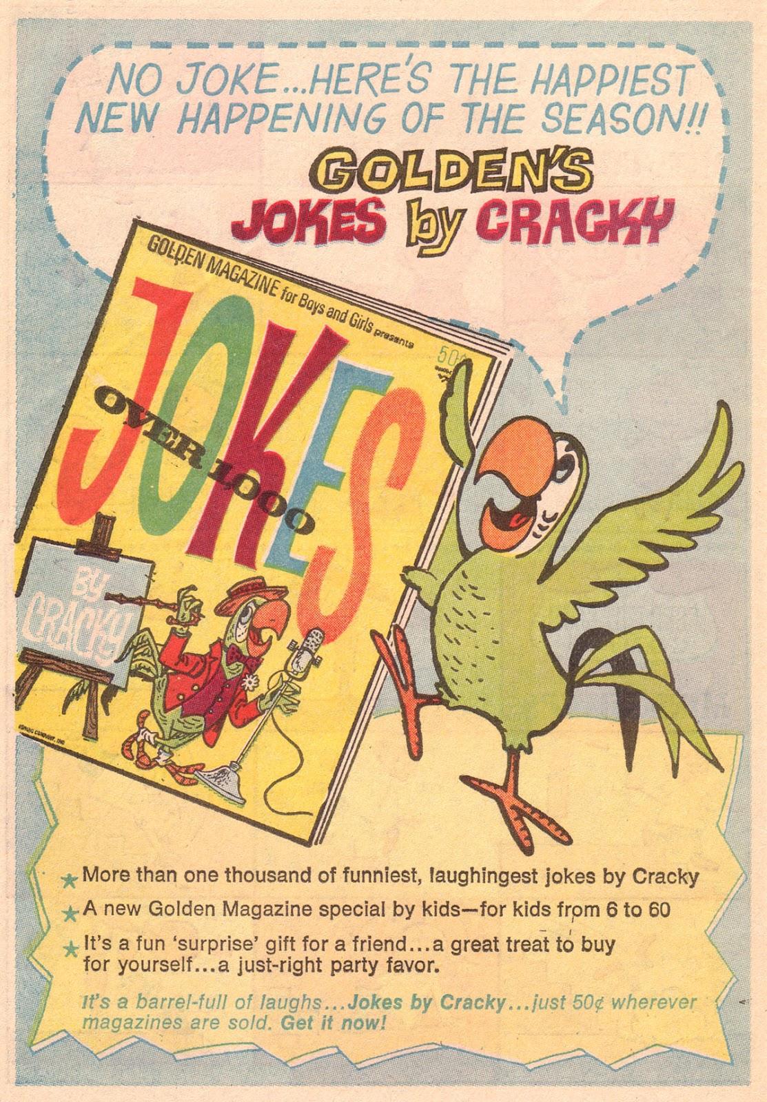 Korak, Son of Tarzan (1964) issue 35 - Page 34