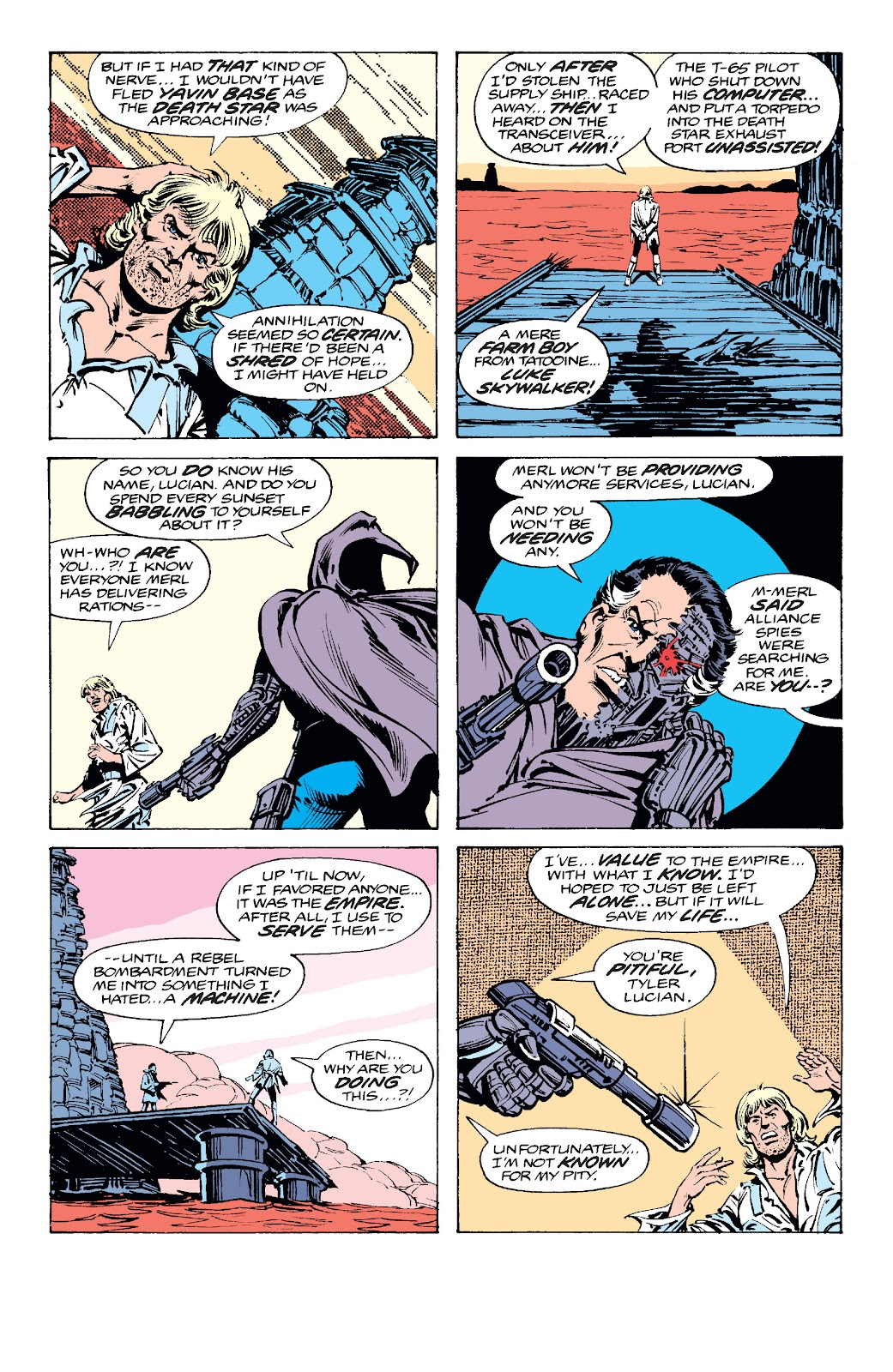Read online Star Wars Legends: The Original Marvel Years - Epic Collection comic -  Issue # TPB 2 (Part 2) - 4