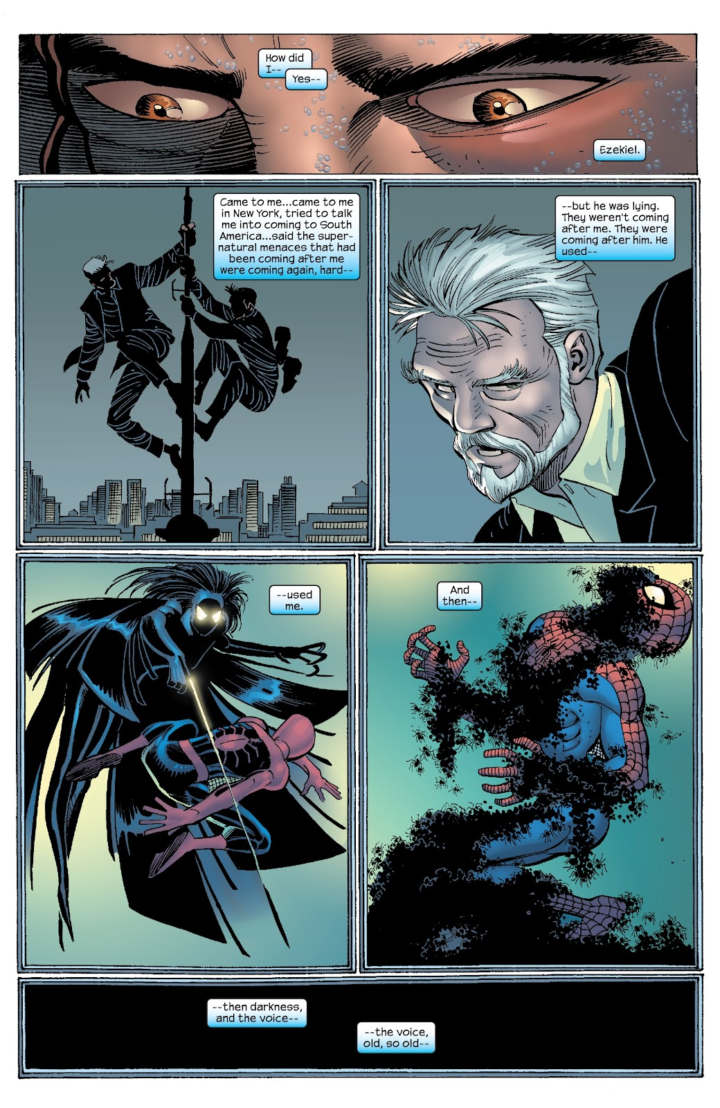 The Amazing Spider-Man by JMS Ultimate Collection issue TPB 3 (Part 2) - Page 17