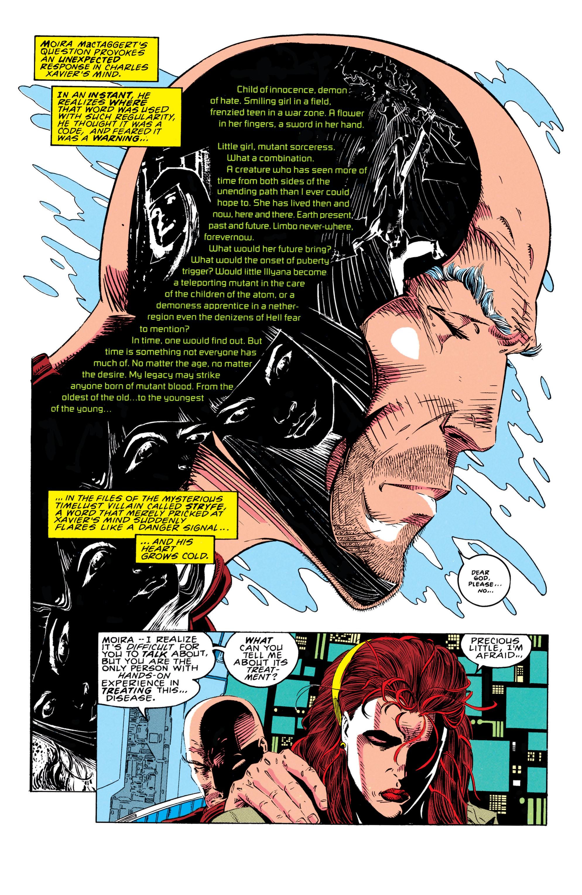Read online Uncanny X-Men (1963) comic -  Issue #300 - 51