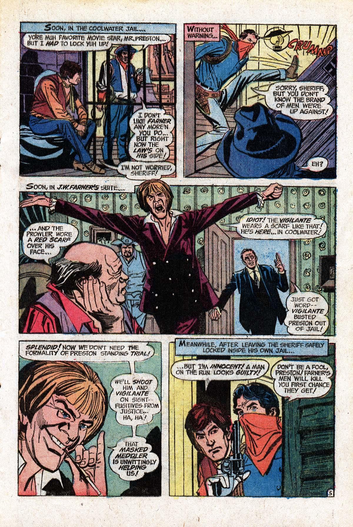 Read online Adventure Comics (1938) comic -  Issue #427 - 17