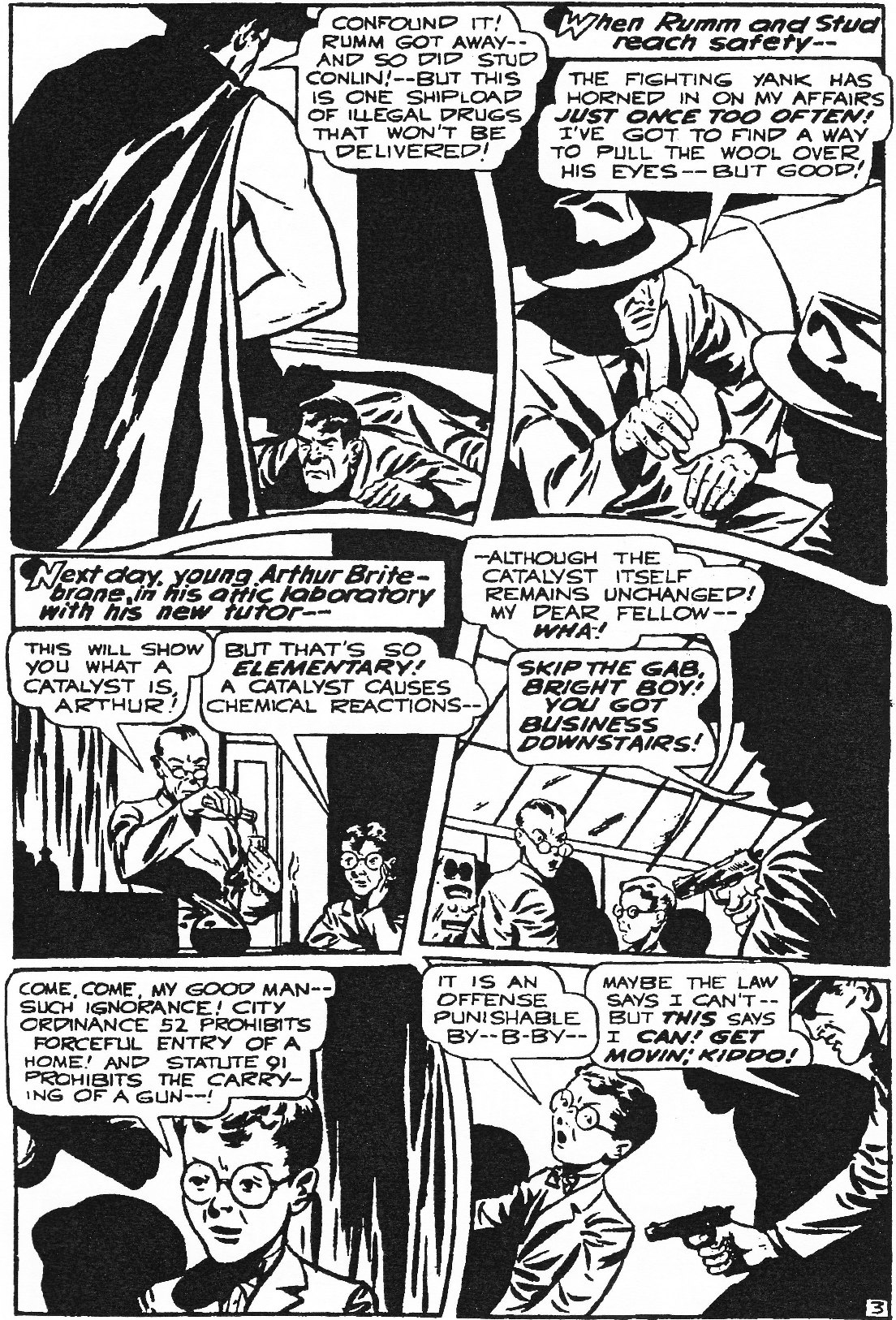 Read online Men of Mystery Comics comic -  Issue #84 - 37