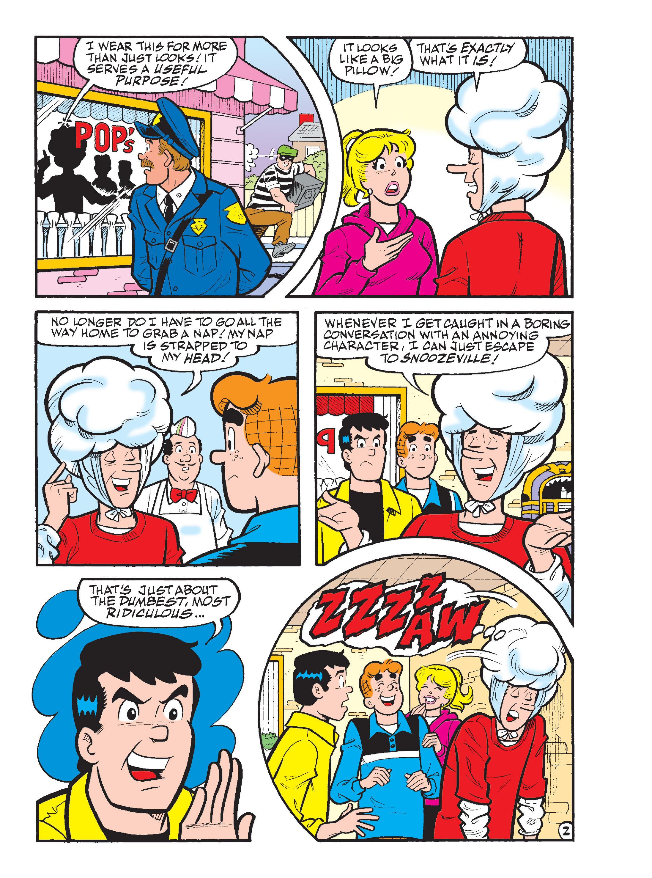 Read online Archie Giant Comics Collection comic -  Issue #Archie Giant Comics Collection TPB (Part 1) - 163