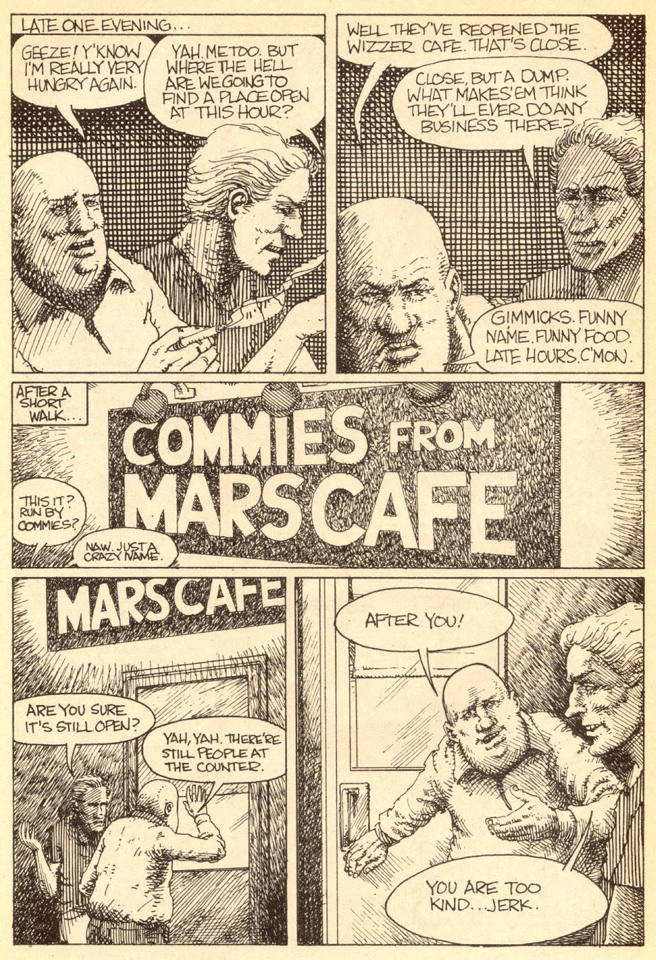 Commies from Mars: The Red Planet issue 2 - Page 29