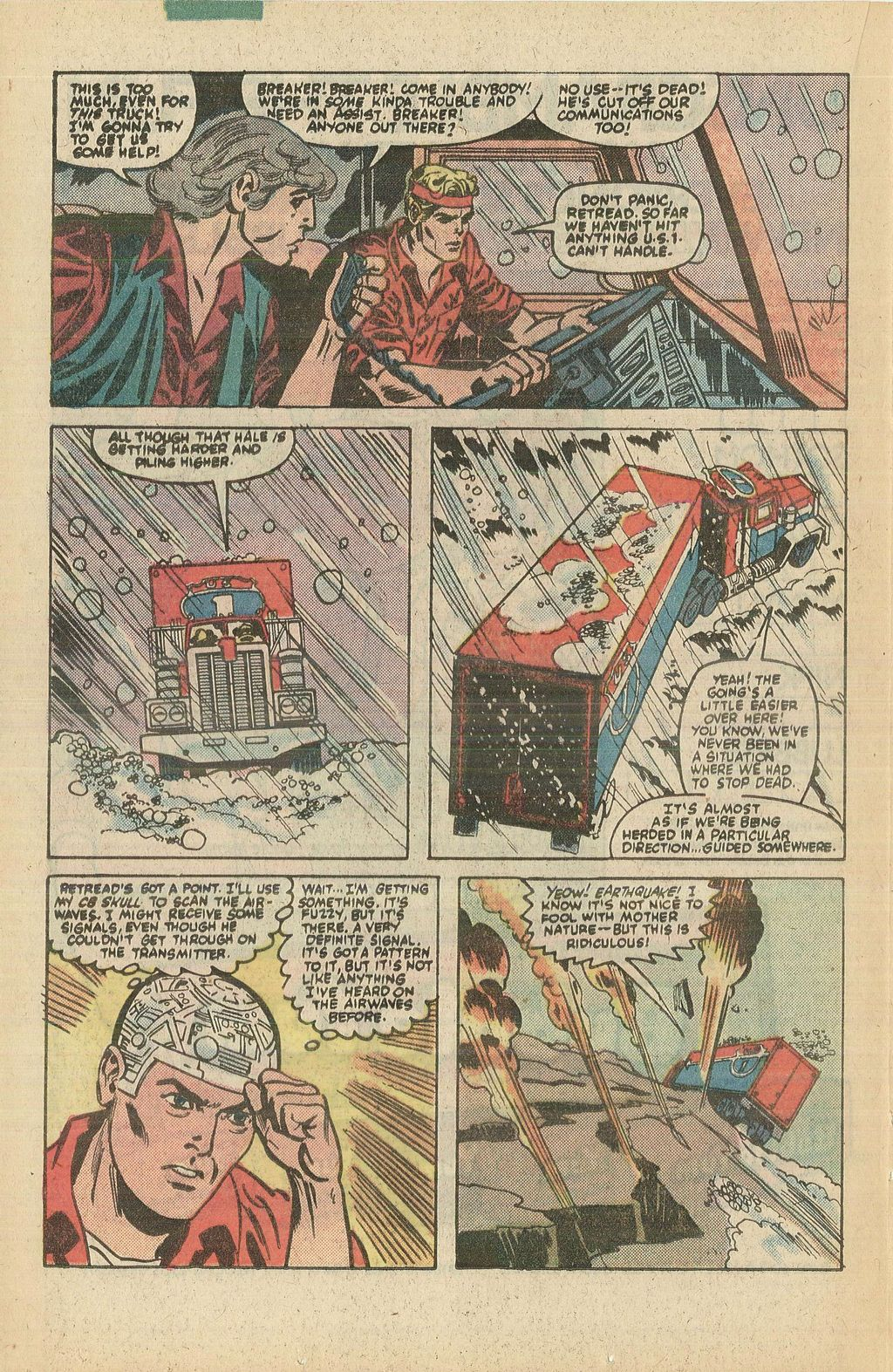 Read online U.S. 1 comic -  Issue #5 - 16