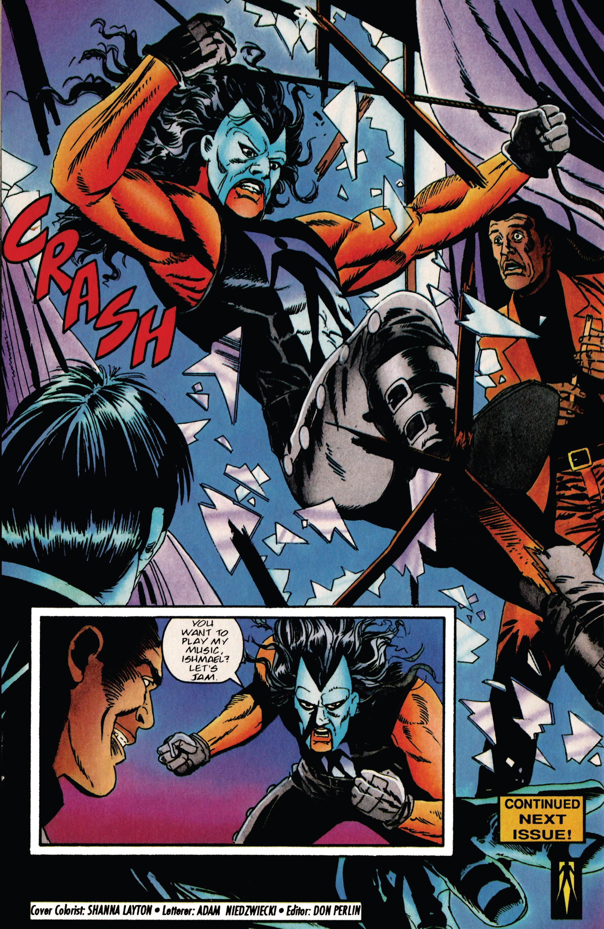 Read online Shadowman (1992) comic -  Issue #35 - 22