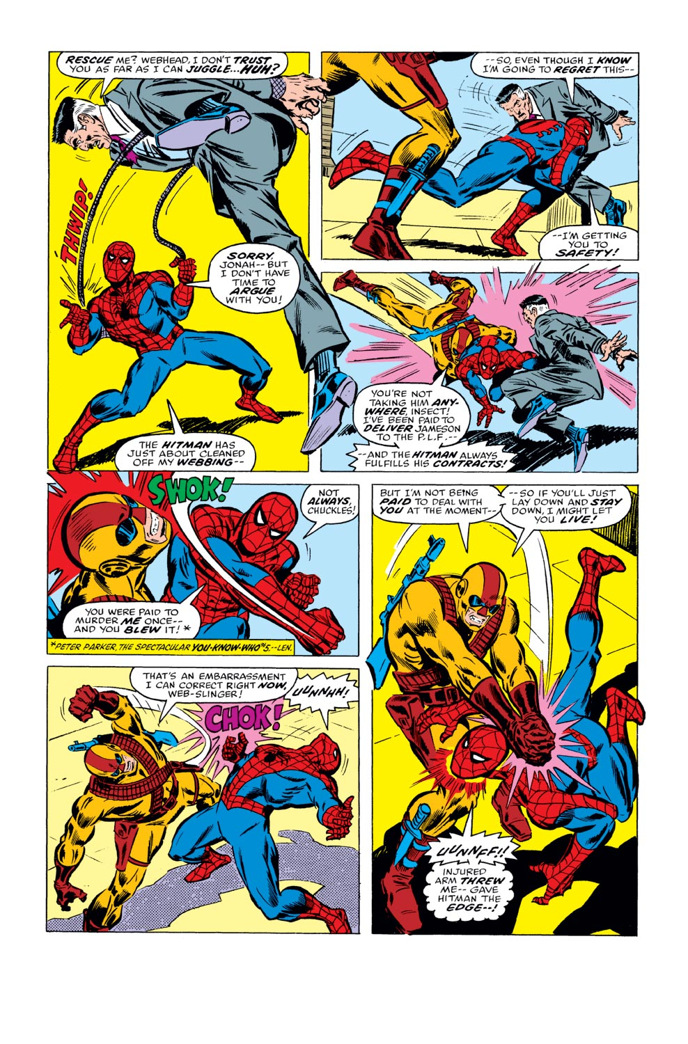 The Amazing Spider-Man (1963) 174 Page 16