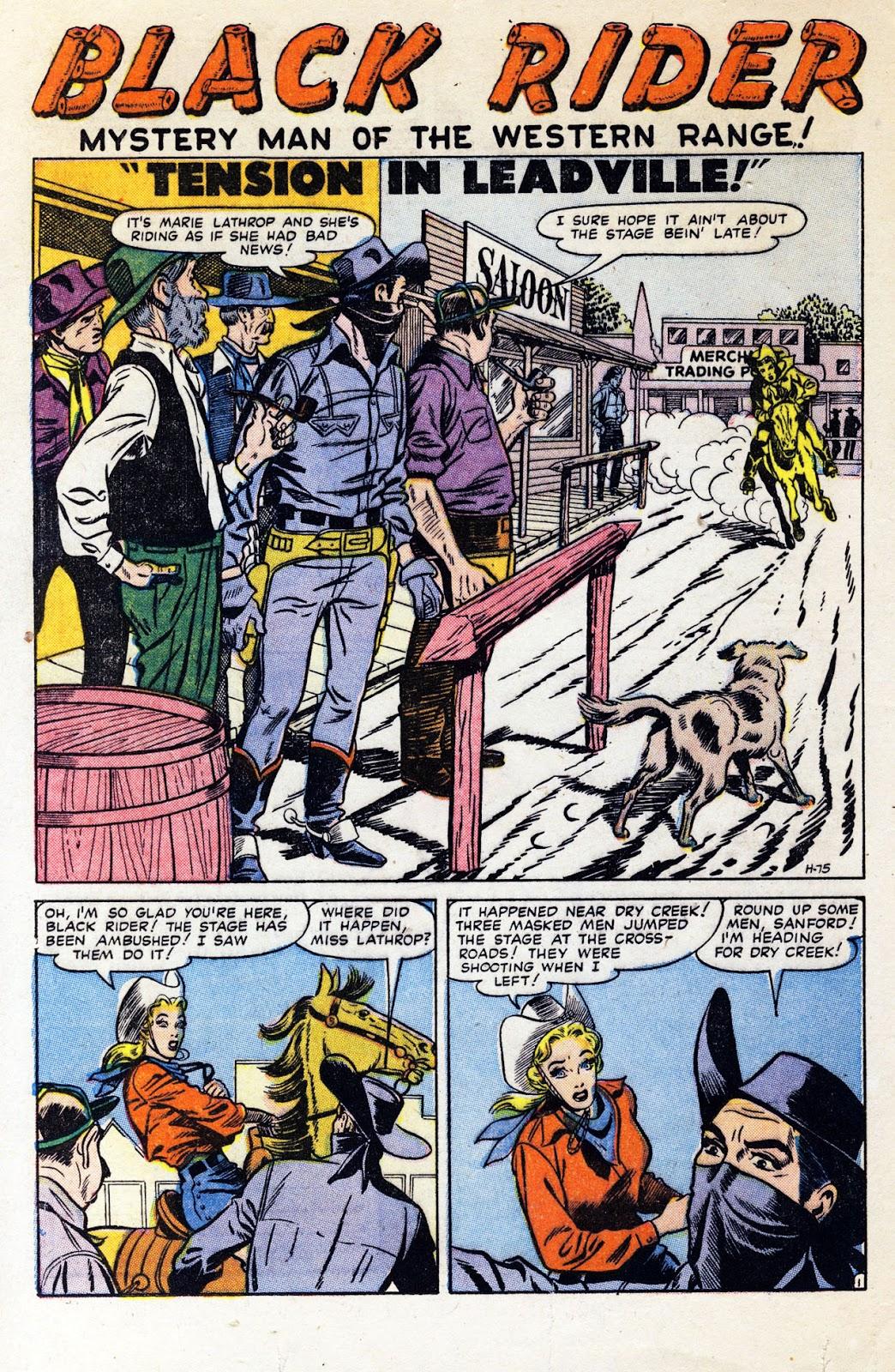 Gunsmoke Western issue 36 - Page 16