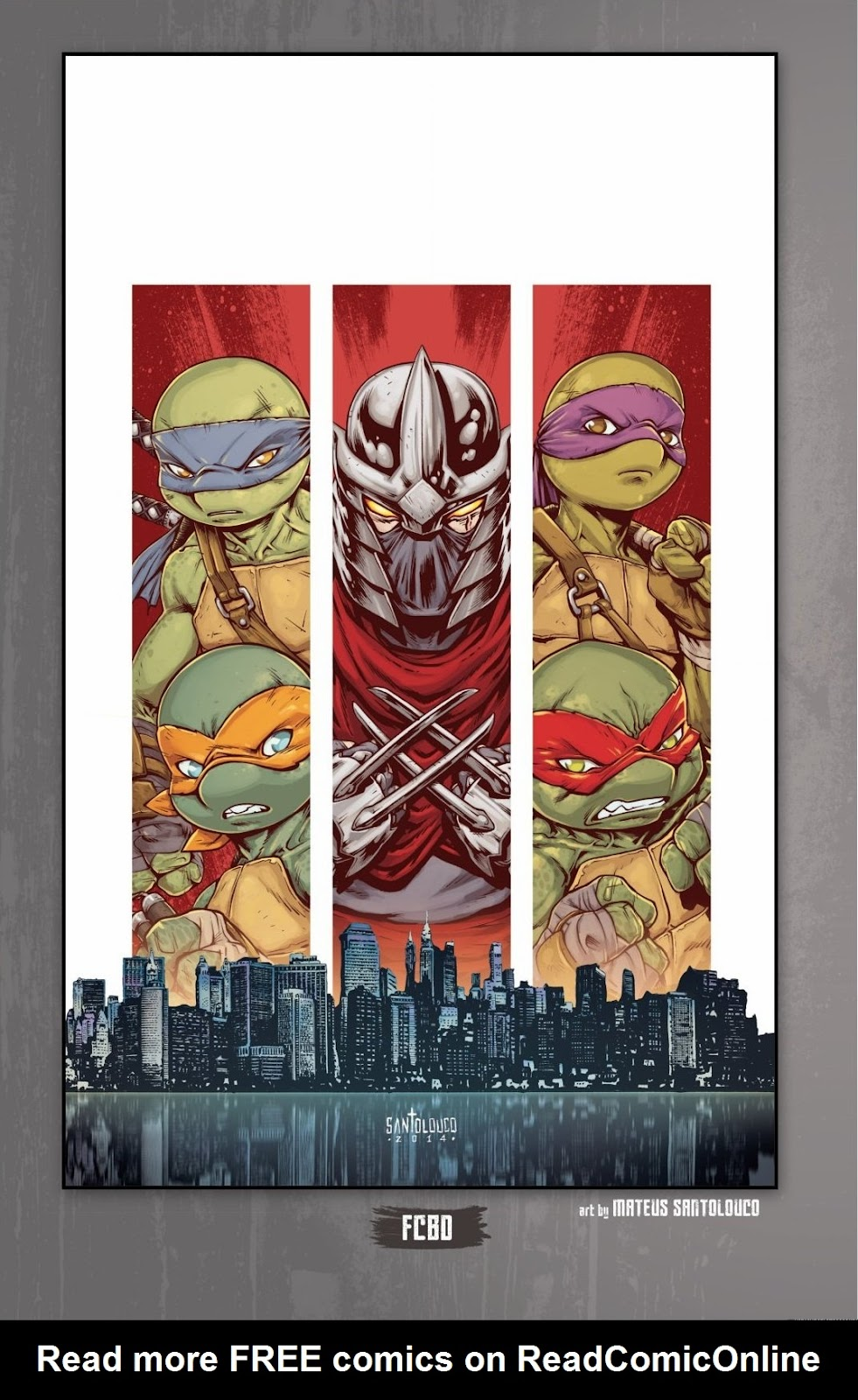 Read online Teenage Mutant Ninja Turtles: The IDW Collection comic -  Issue # TPB 6 (Part 2) - 48