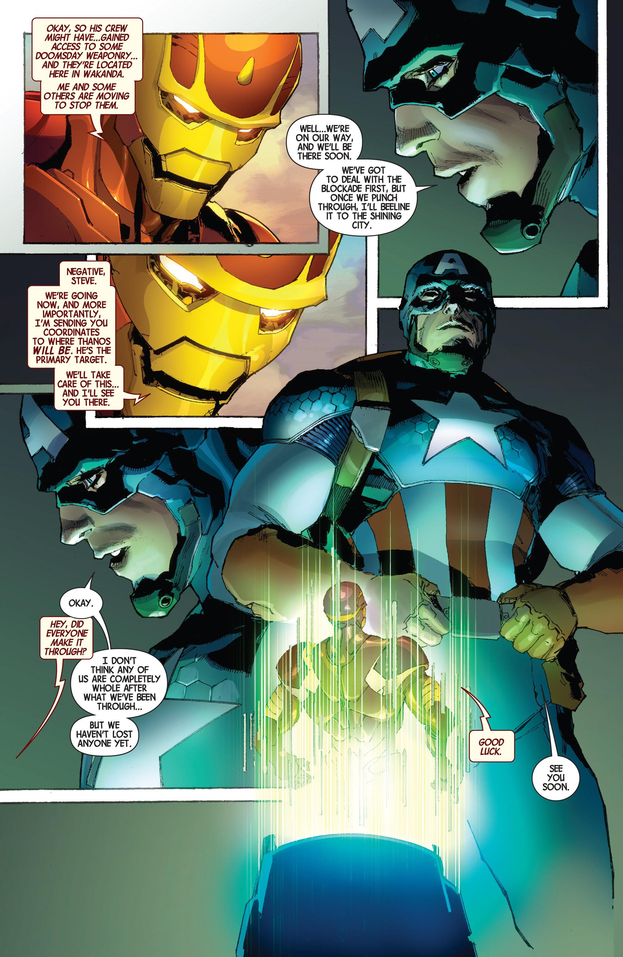 Read online Avengers (2013) comic -  Issue #Avengers (2013) _TPB 4 - 157
