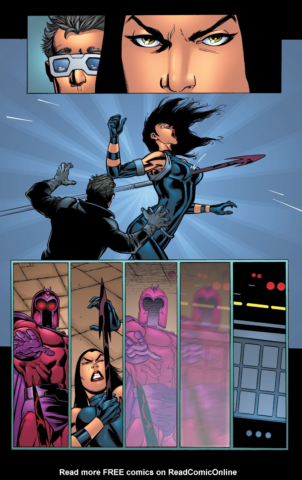 Uncanny X-Men (1963) issue 401 - Page 7