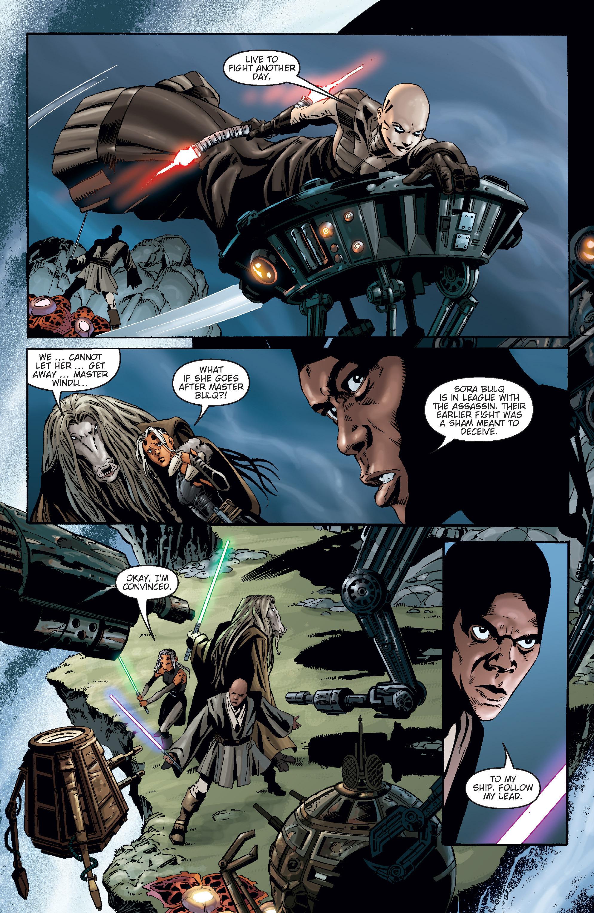 Read online Star Wars Omnibus comic -  Issue # Vol. 24 - 119