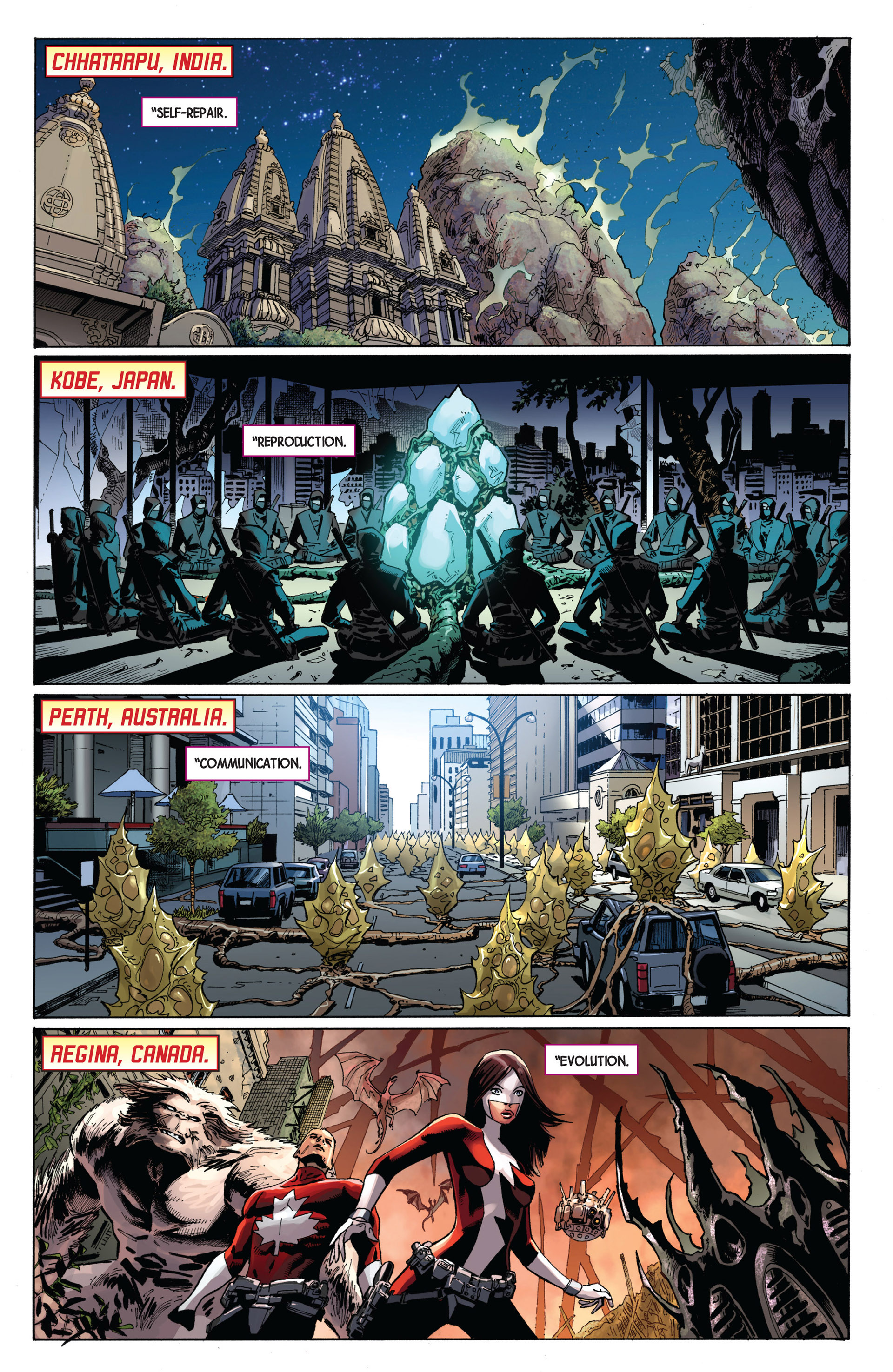 Read online Avengers (2013) comic -  Issue #9 - 9