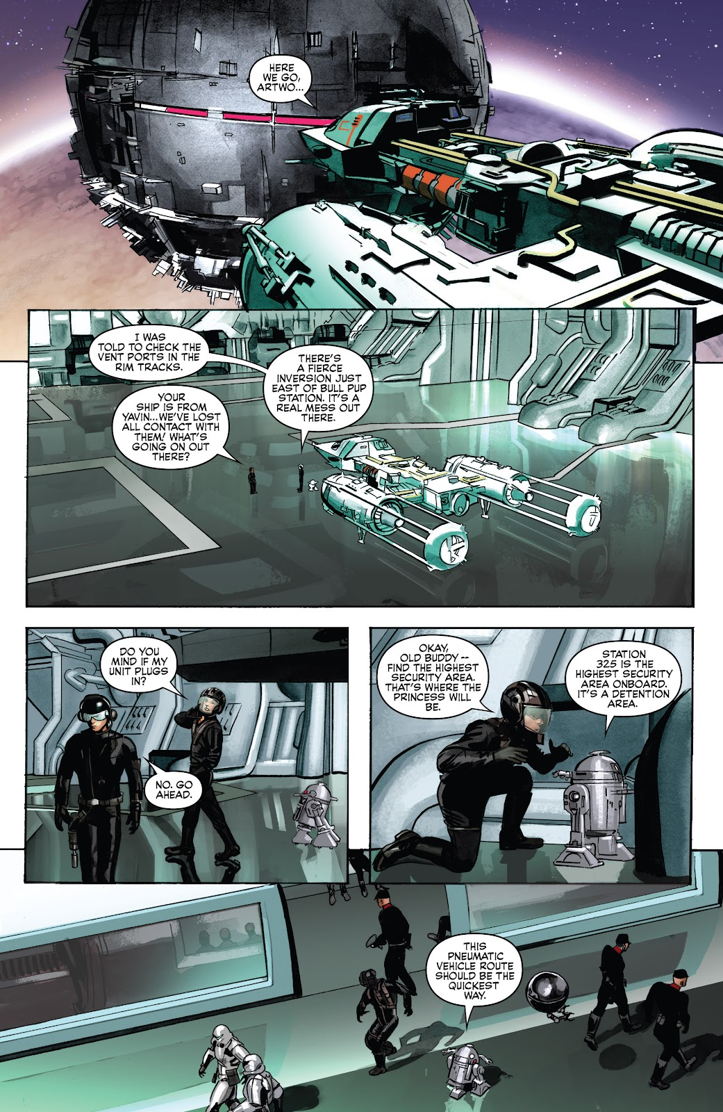 Read online Star Wars Legends: Infinities - Epic Collection comic -  Issue # TPB (Part 5) - 60