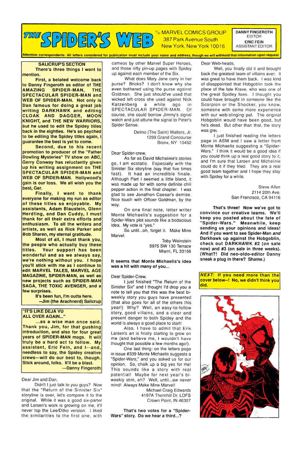 The Amazing Spider-Man (1963) 346 Page 23