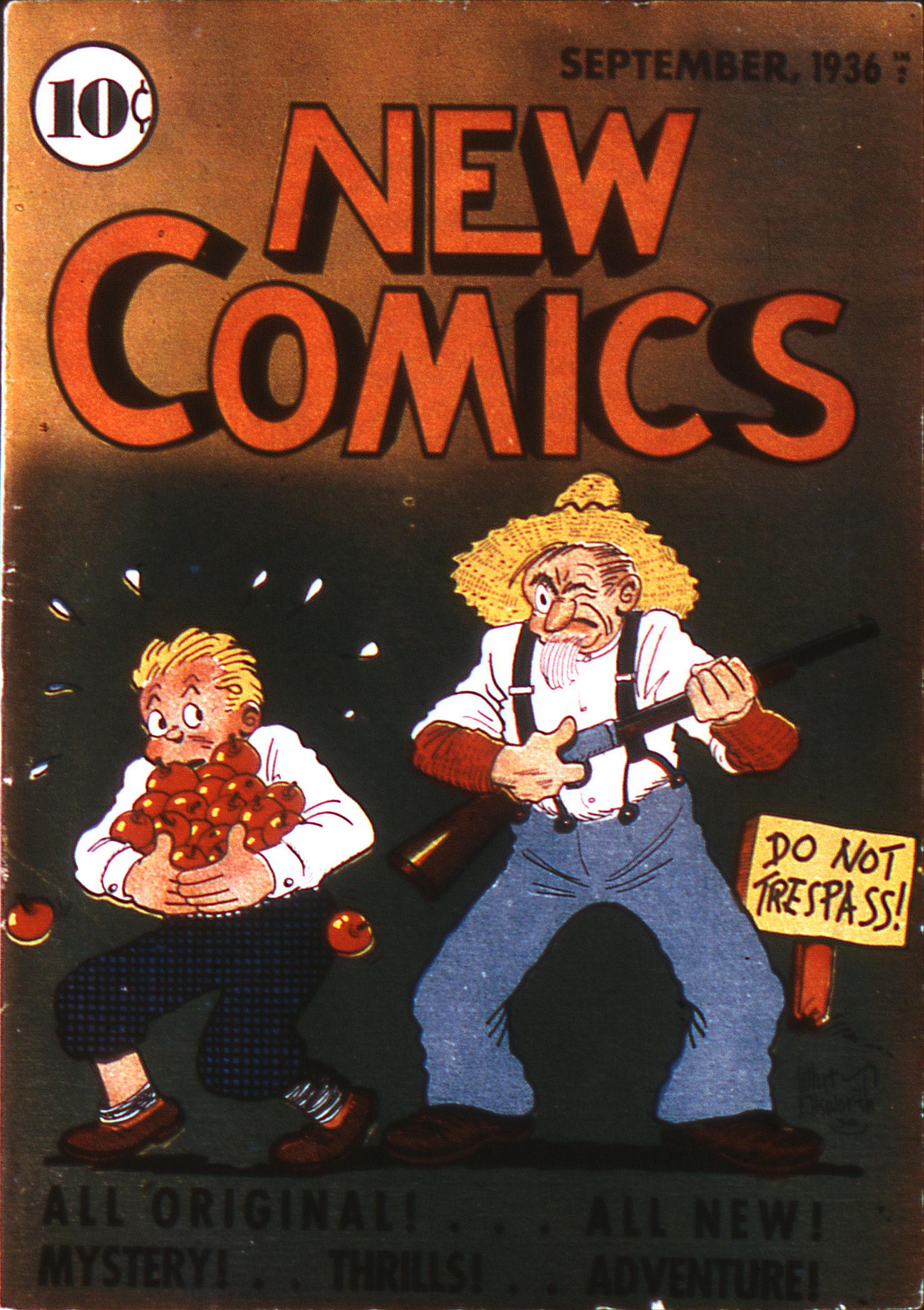 Read online Adventure Comics (1938) comic -  Issue #8 - 1