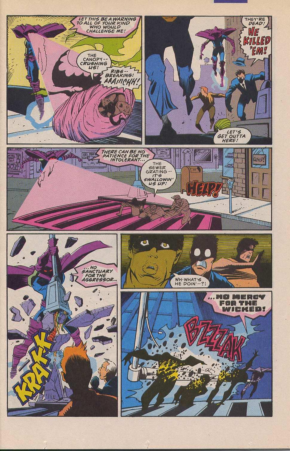 Read online Sleepwalker comic -  Issue #12 - 4