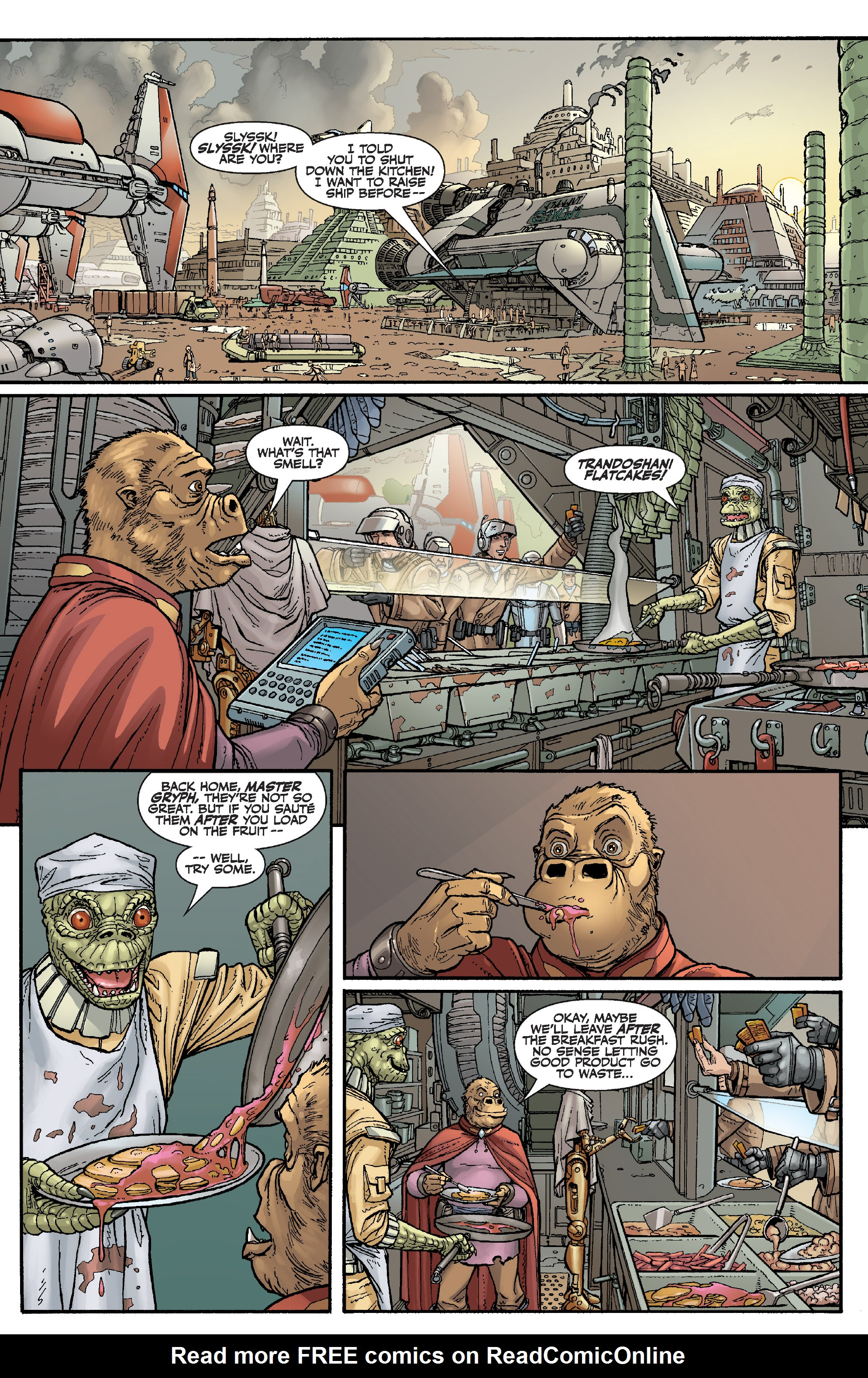 Read online Star Wars Omnibus comic -  Issue # Vol. 29 - 320