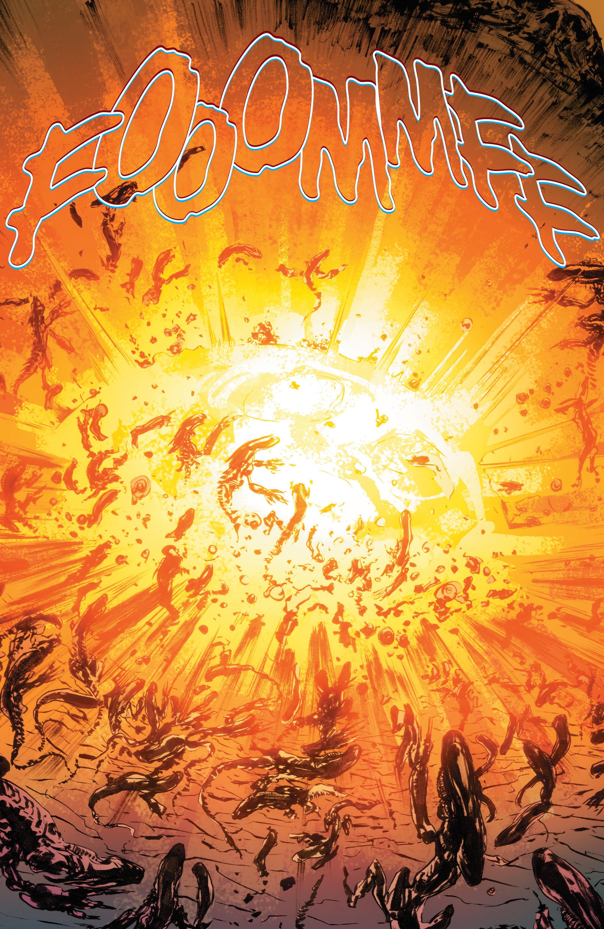Read online Alien Vs. Predator: Life and Death comic -  Issue #4 - 13