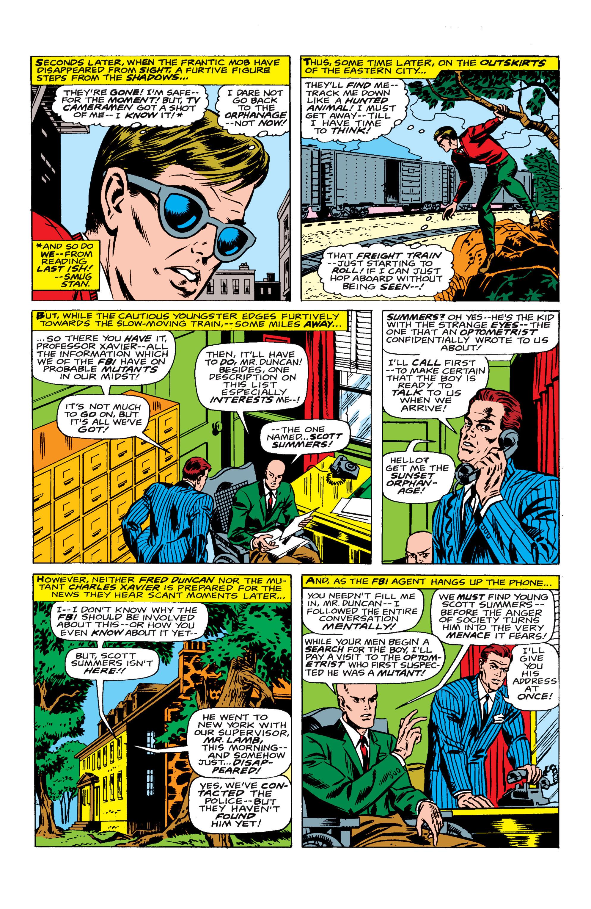 Uncanny X-Men (1963) 39 Page 17
