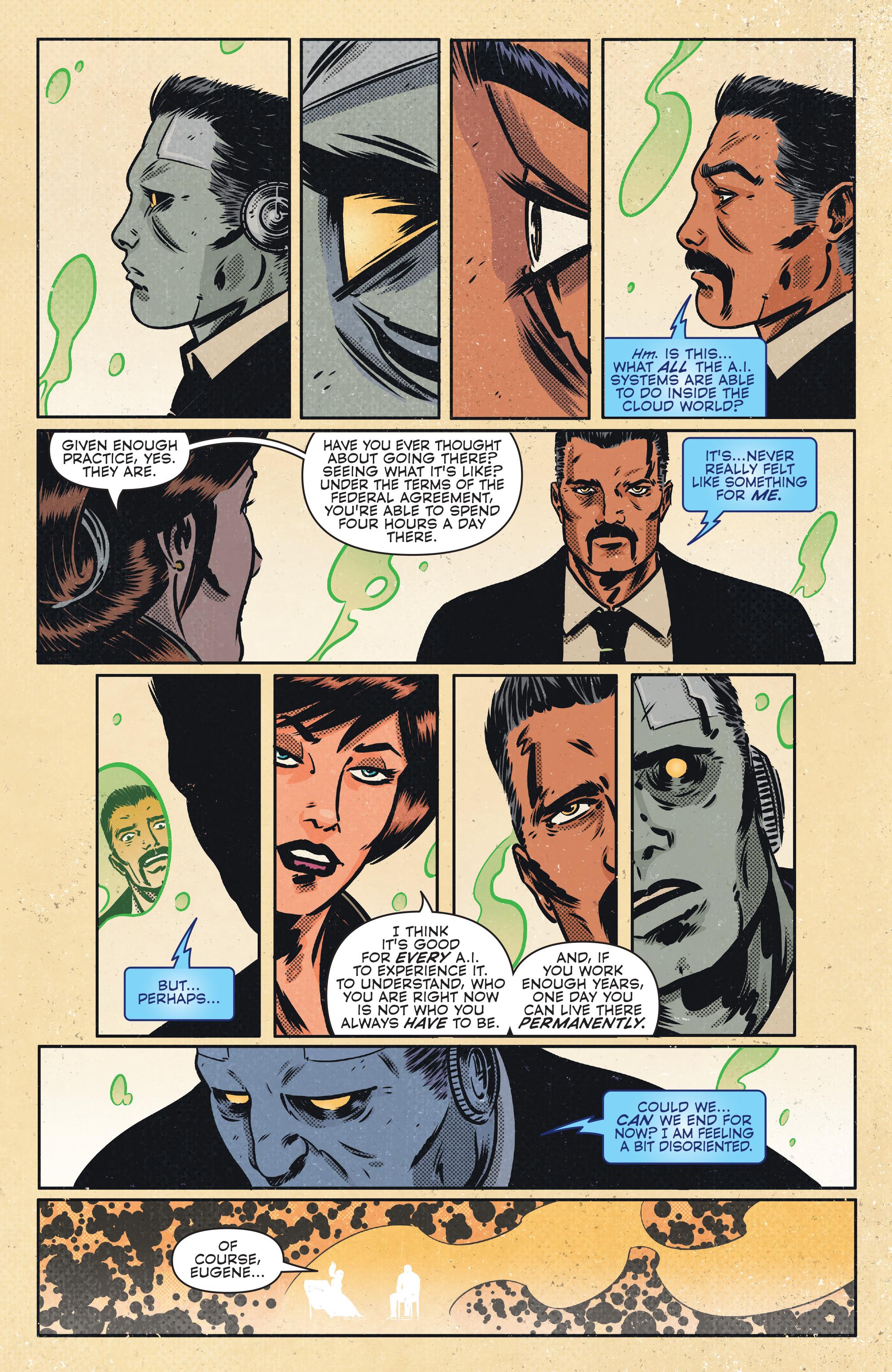 Read online Magnus comic -  Issue #1 - 11