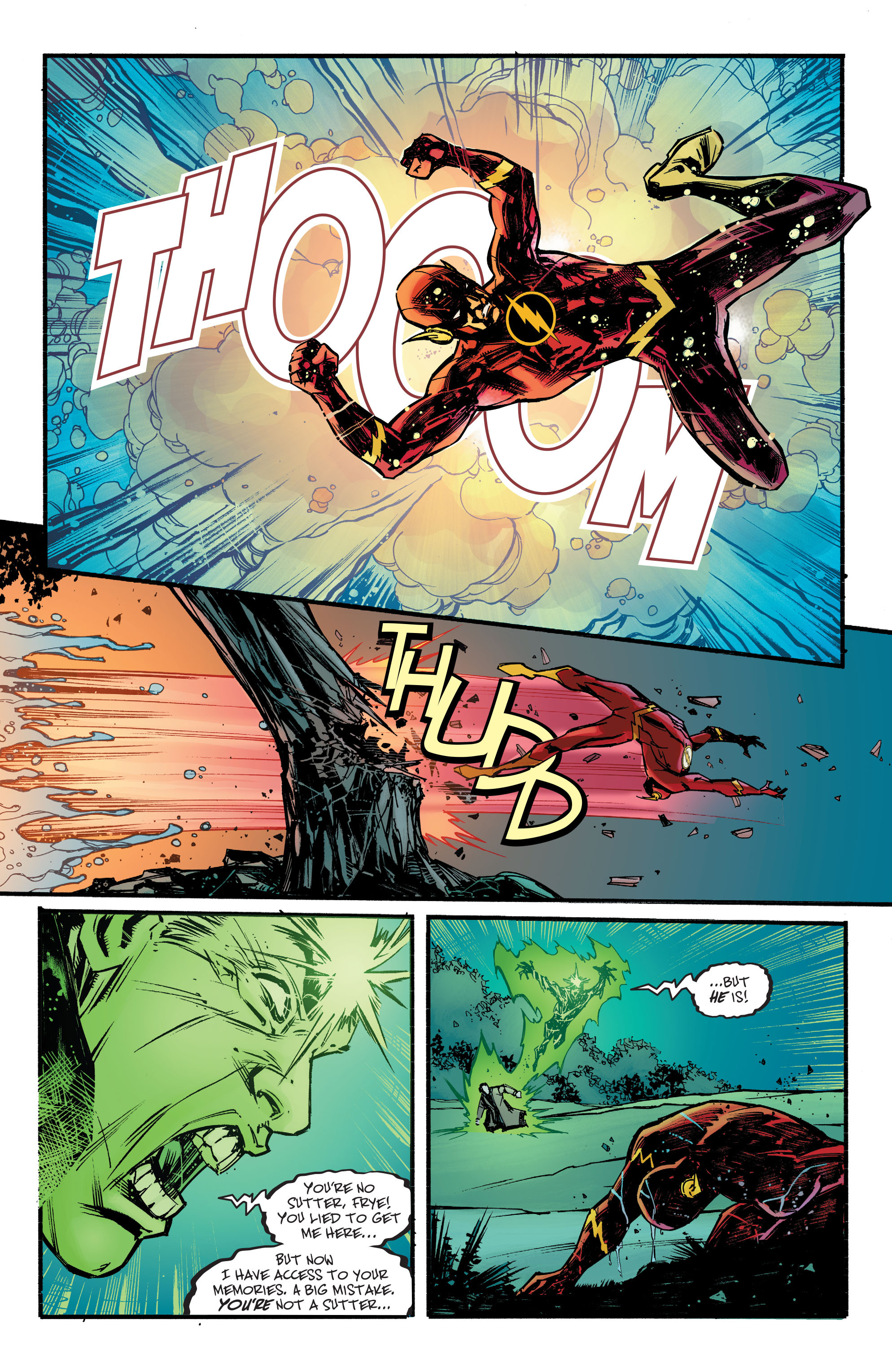 Read online The Flash (2011) comic -  Issue # _TPB 5 - 118