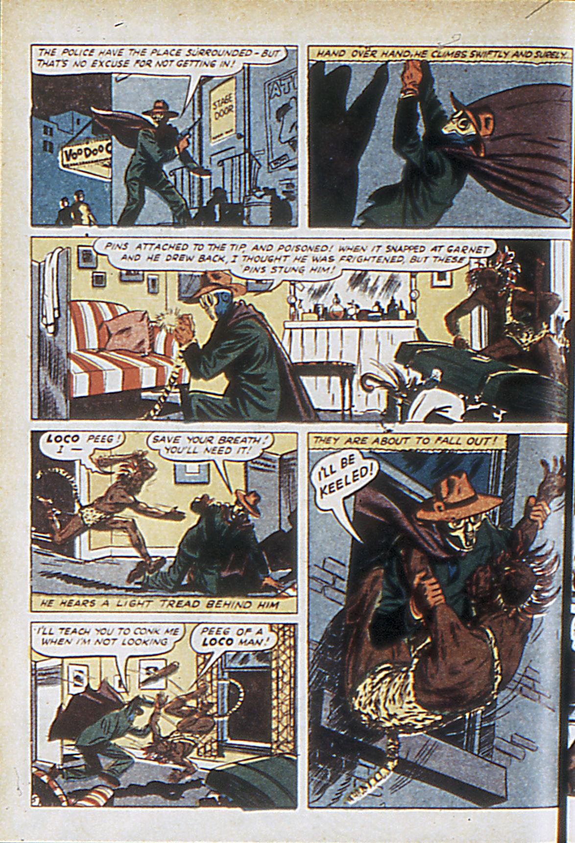 Read online Adventure Comics (1938) comic -  Issue #63 - 63