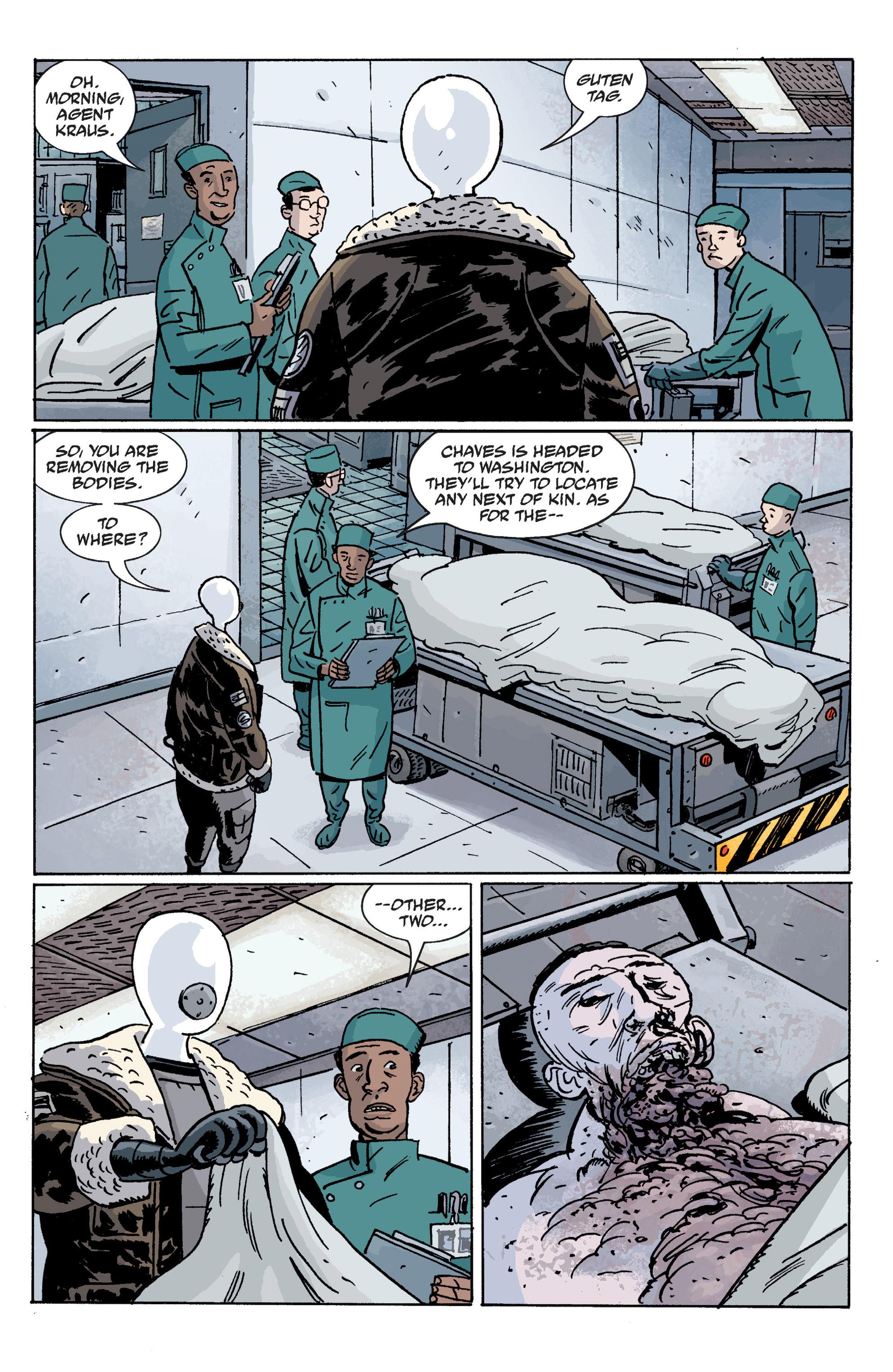 Read online B.P.R.D. (2003) comic -  Issue # TPB 10 - 11