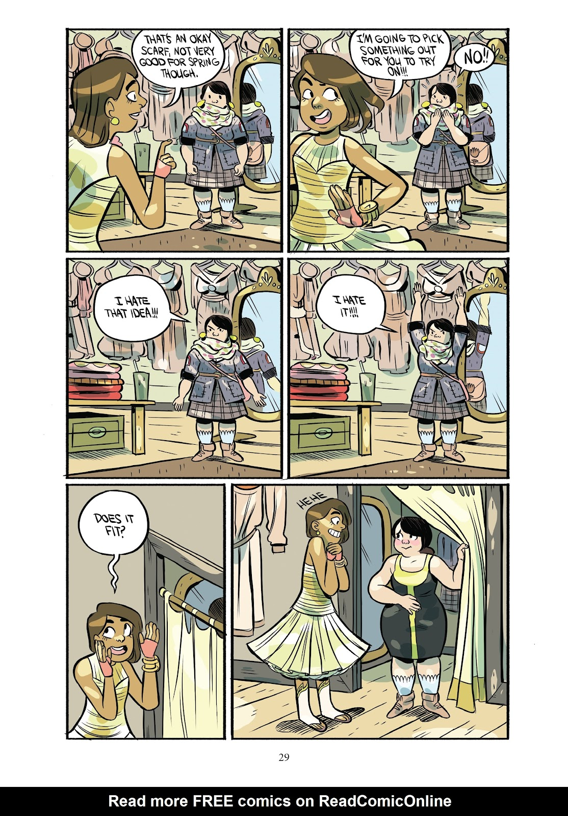 Read online Girl Town comic -  Issue # TPB (Part 1) - 30