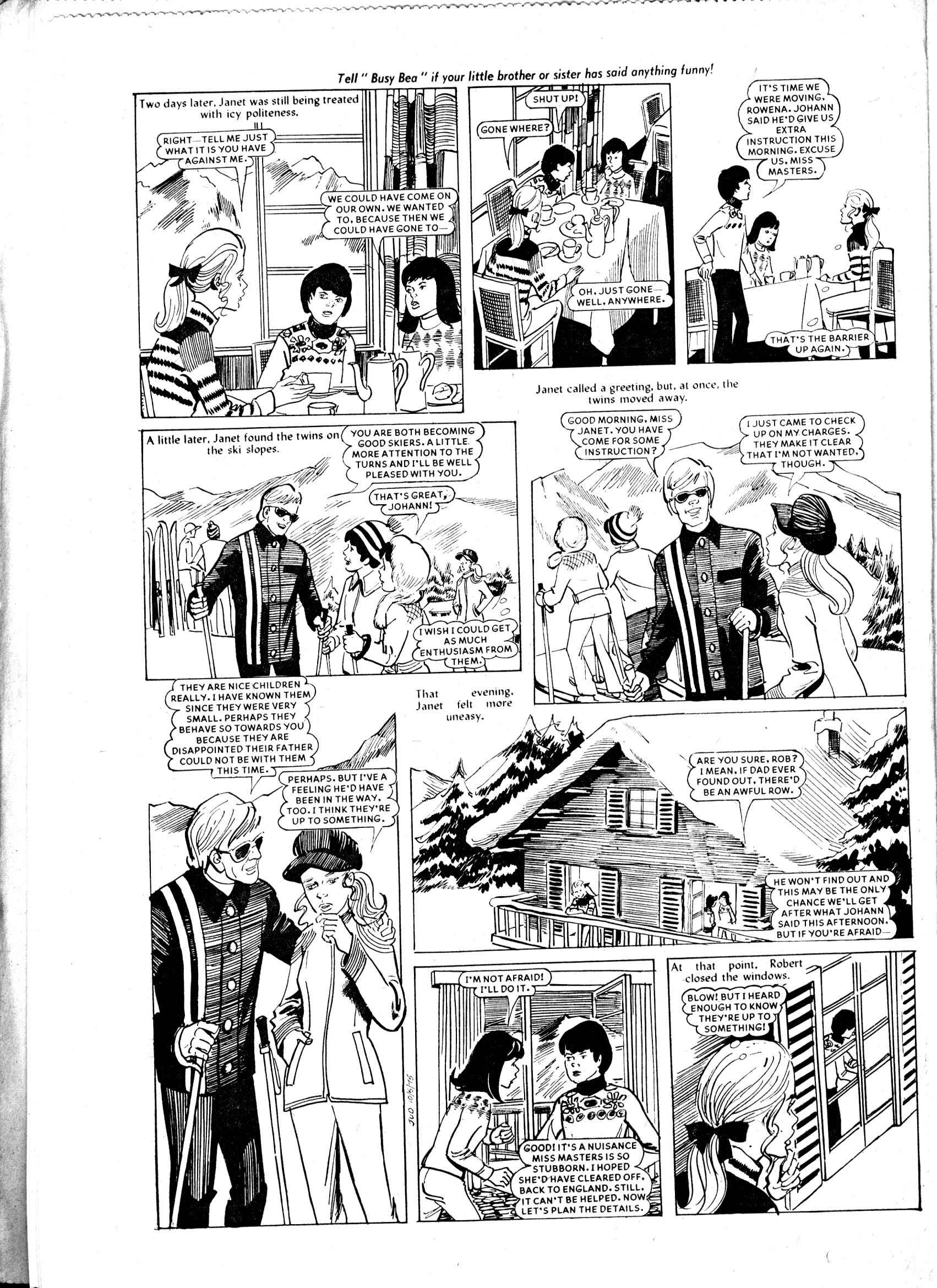 Read online Judy comic -  Issue #800 - 14