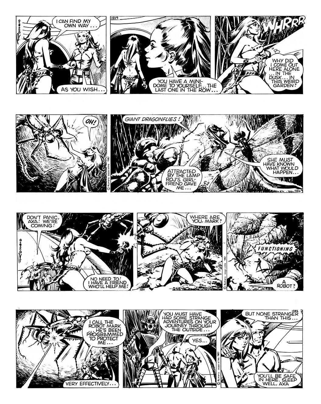 Axa issue 6 - Page 12