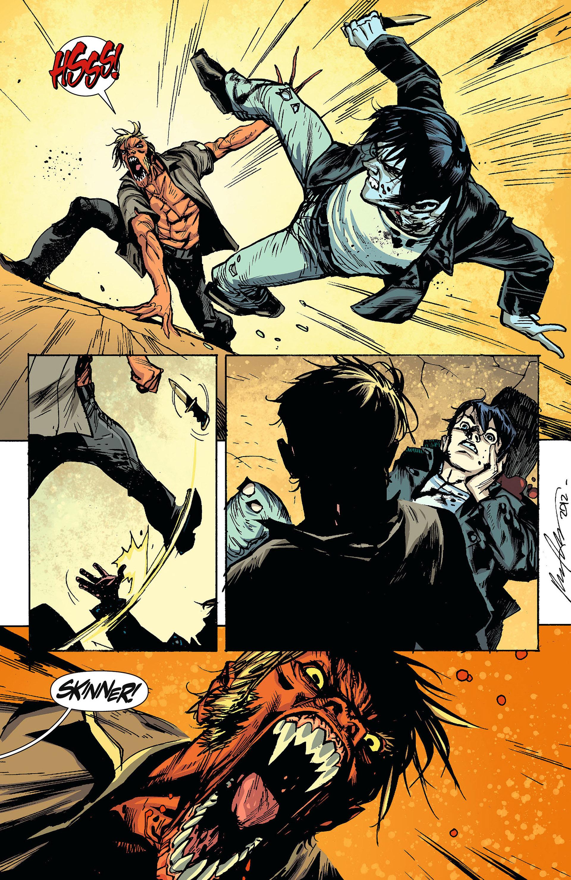 Read online American Vampire comic -  Issue #25 - 12