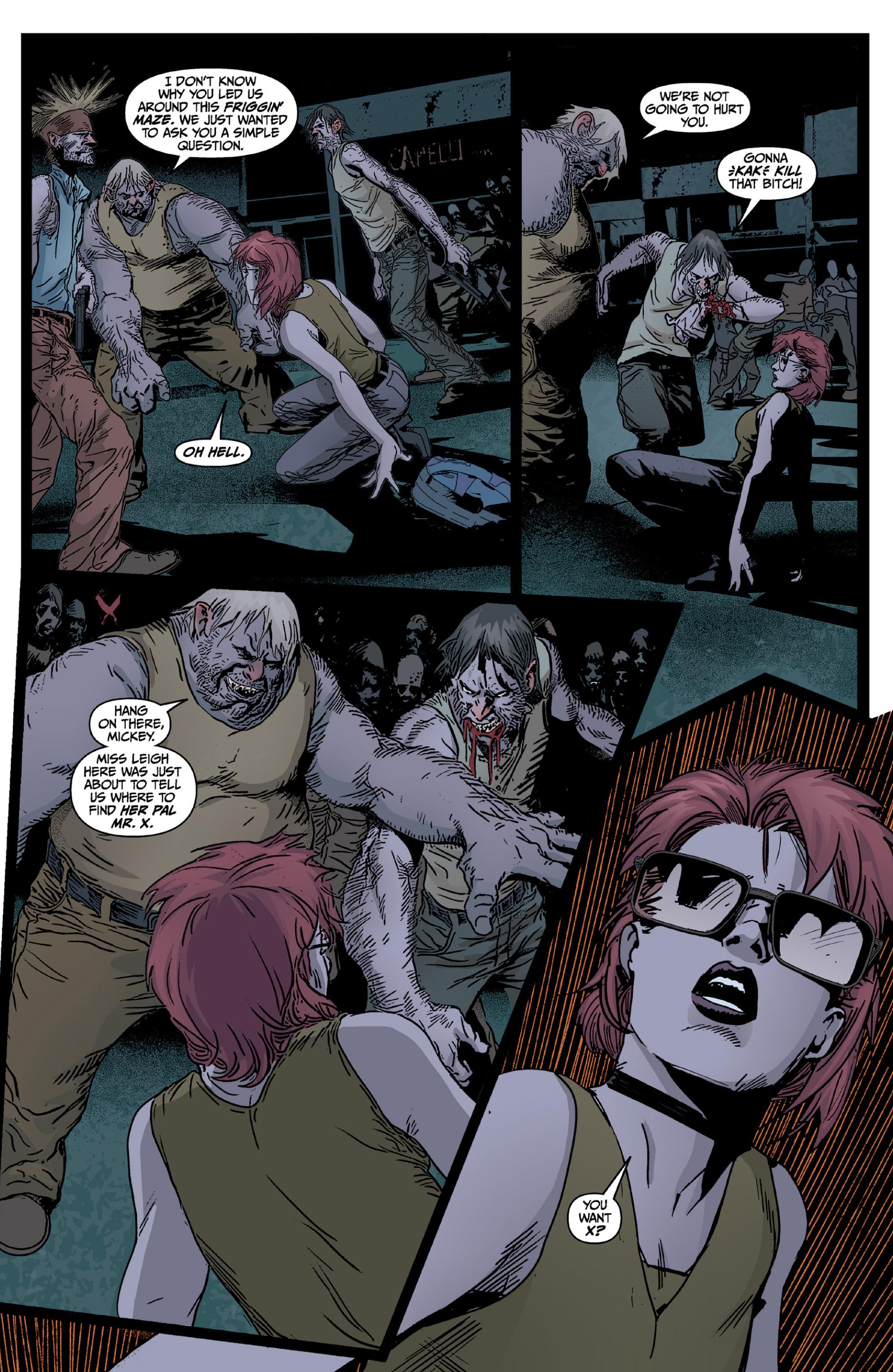 Read online X: Big Bad comic -  Issue # Full - 87