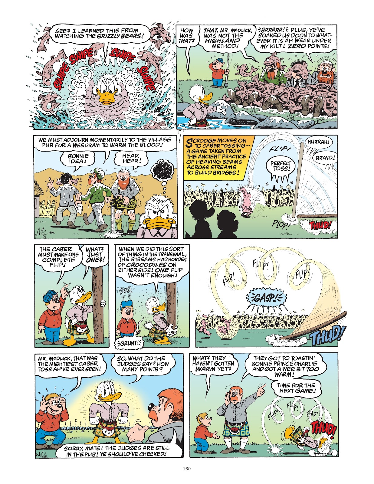 Read online The Complete Life and Times of Scrooge McDuck comic -  Issue # TPB 1 (Part 2) - 57