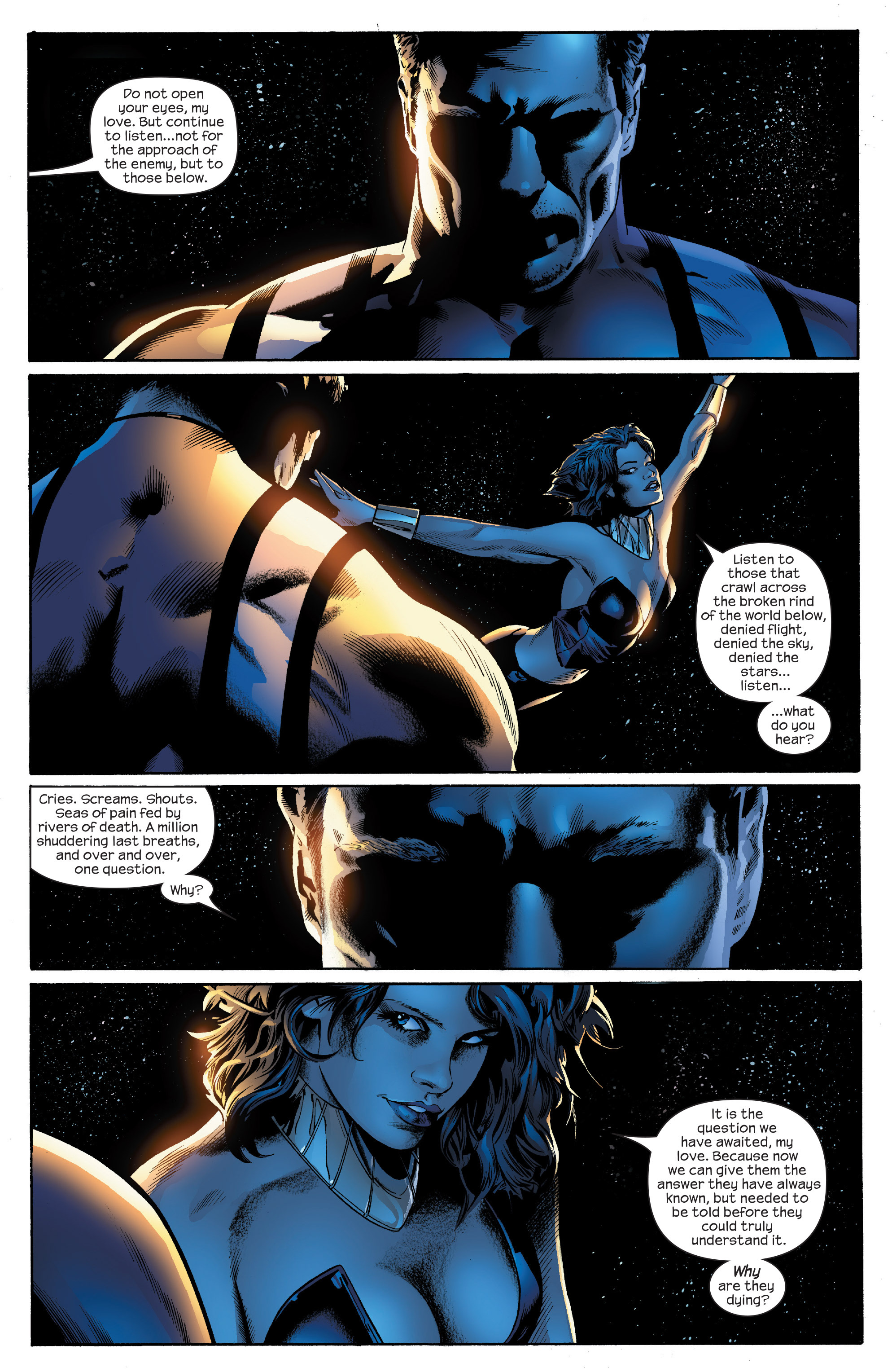 Read online Ultimate Power comic -  Issue #4 - 19
