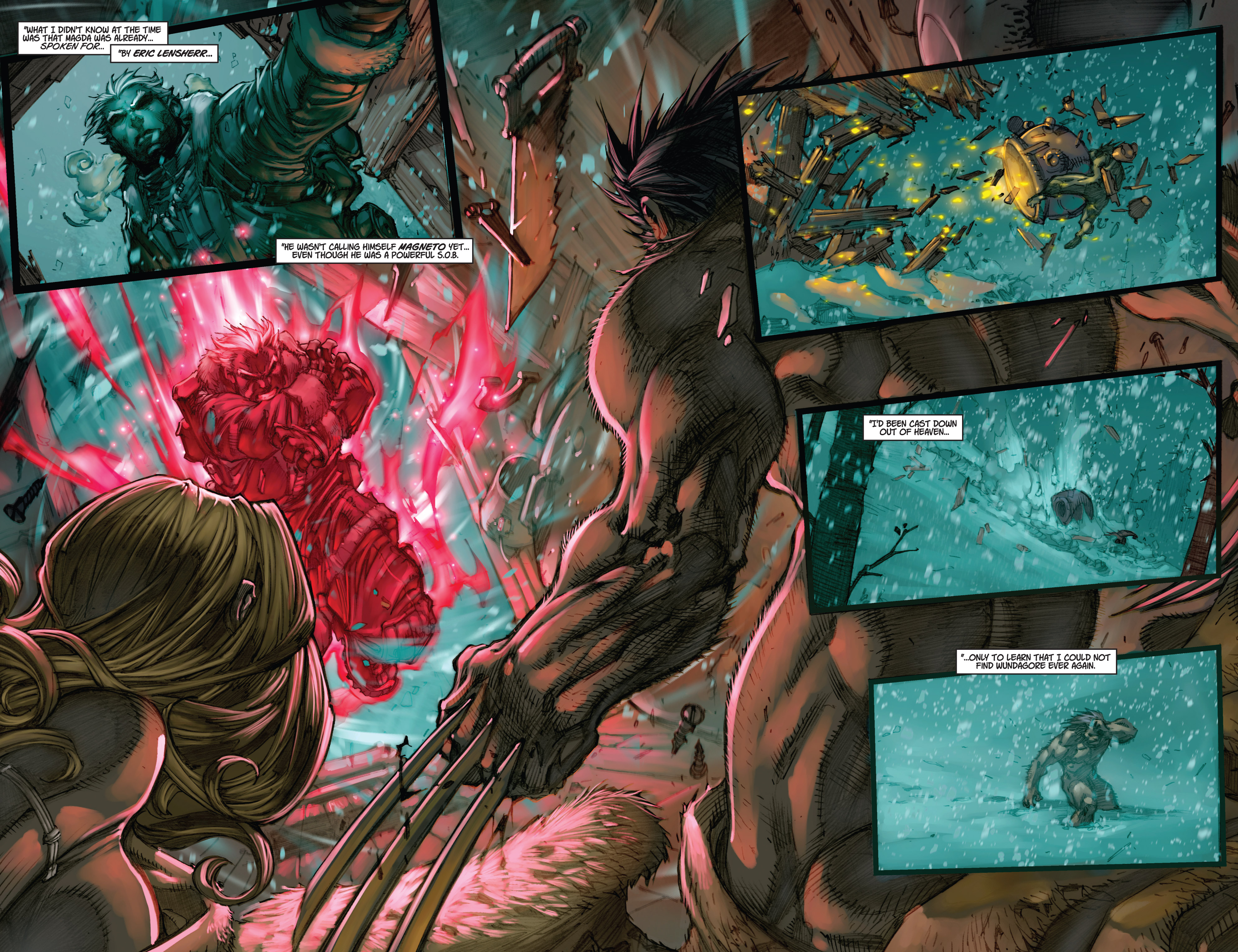 Read online Ultimates 3 comic -  Issue #3 - 9