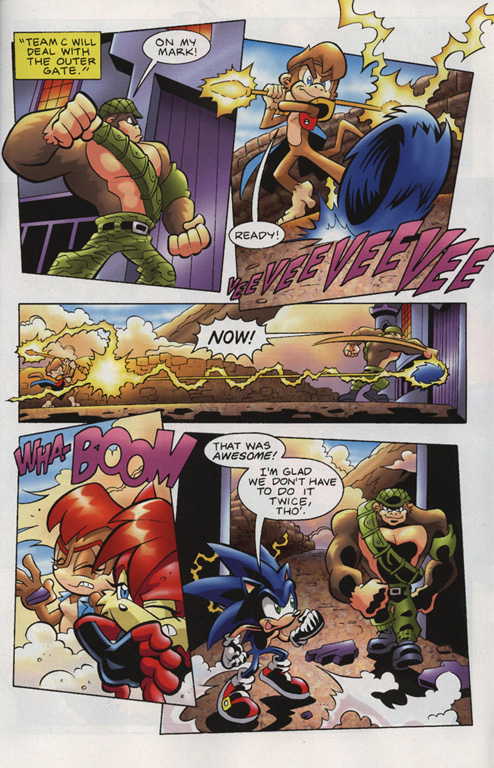 Read online Sonic Universe comic -  Issue #15 - 13