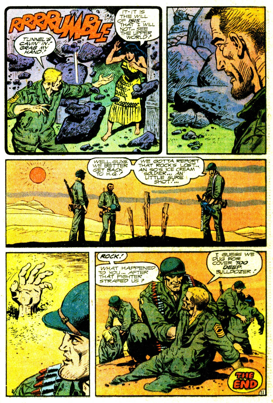 Read online Sgt. Rock comic -  Issue #332 - 20