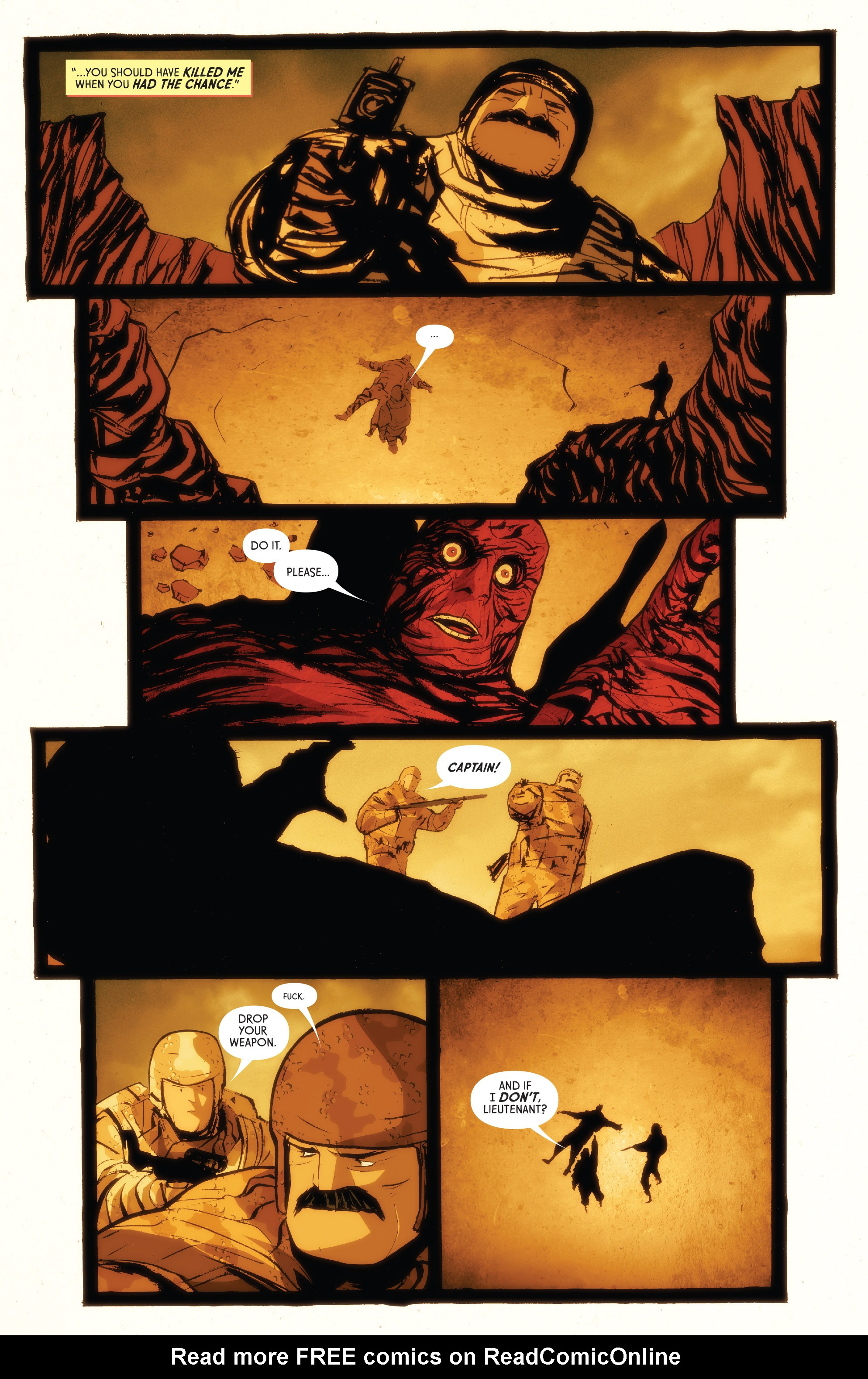 Read online American Monster comic -  Issue #5 - 18