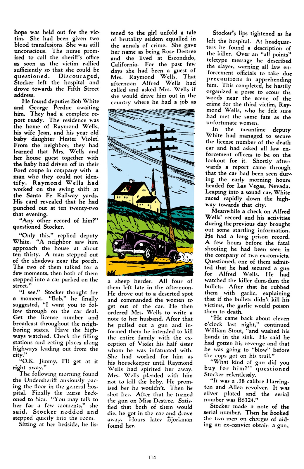 Read online Crime Does Not Pay Archives comic -  Issue # TPB 7 (Part 2) - 16