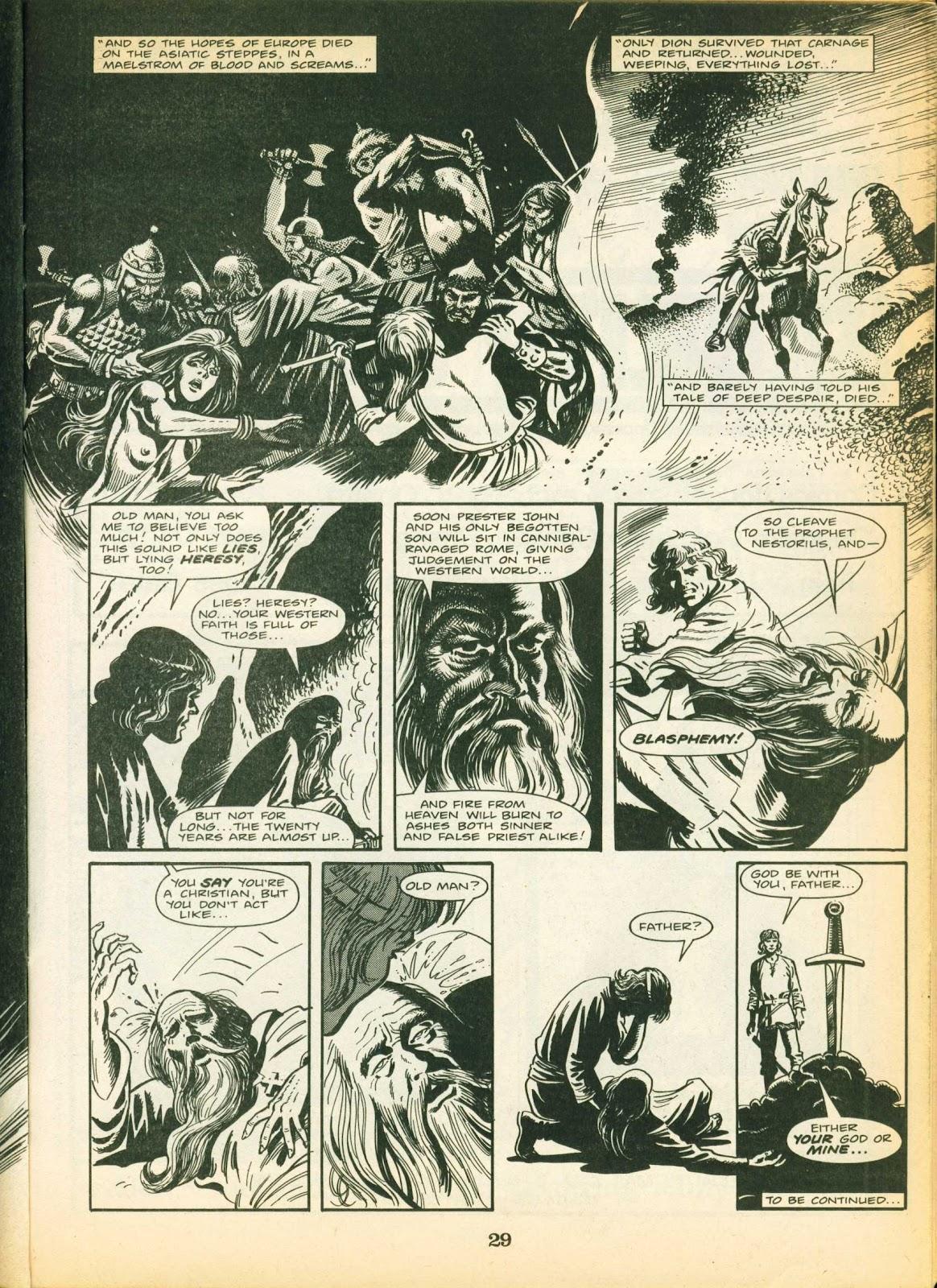 Warrior Issue #11 #12 - English 29
