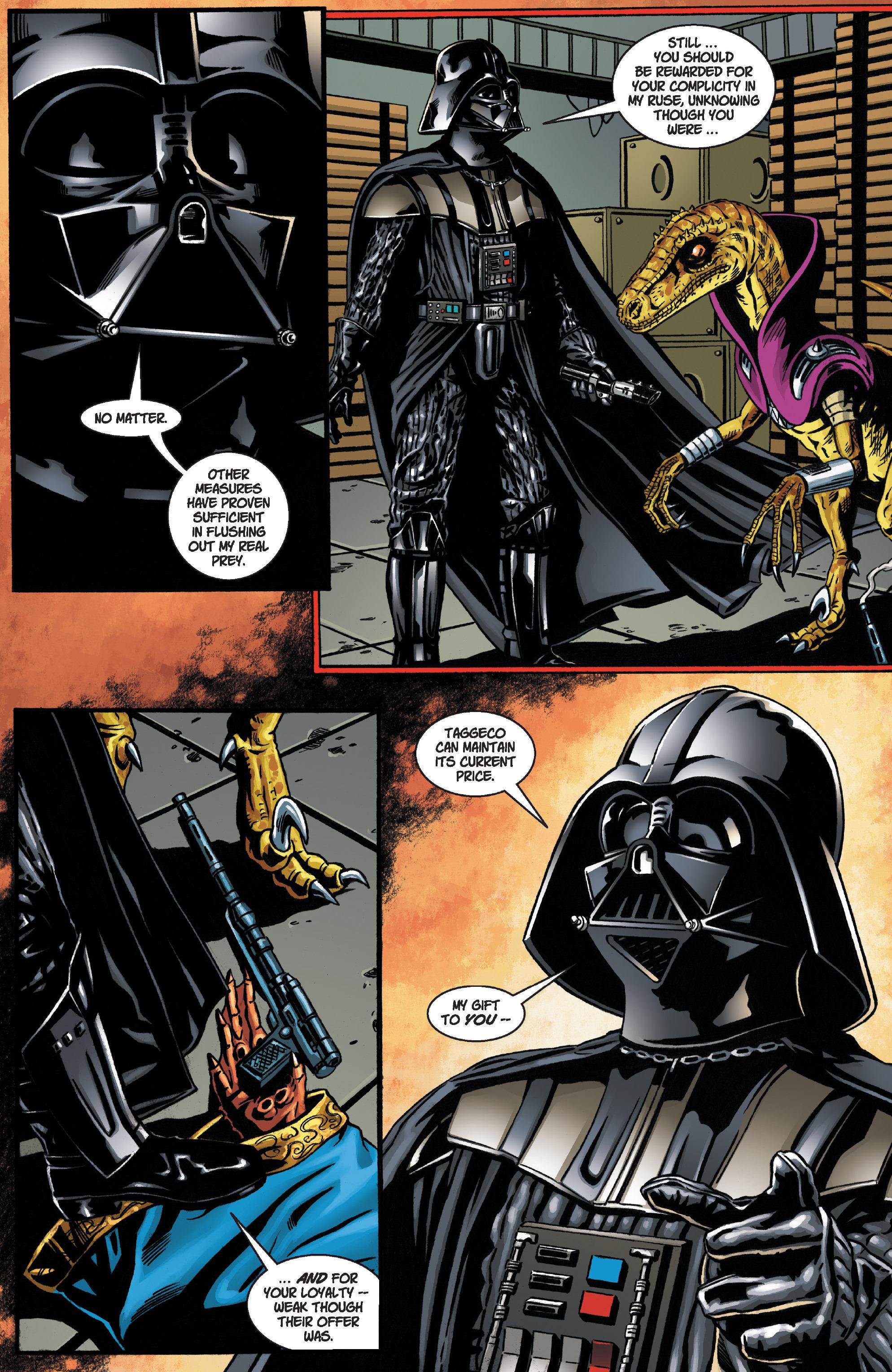 Read online Star Wars Omnibus comic -  Issue # Vol. 17 - 397